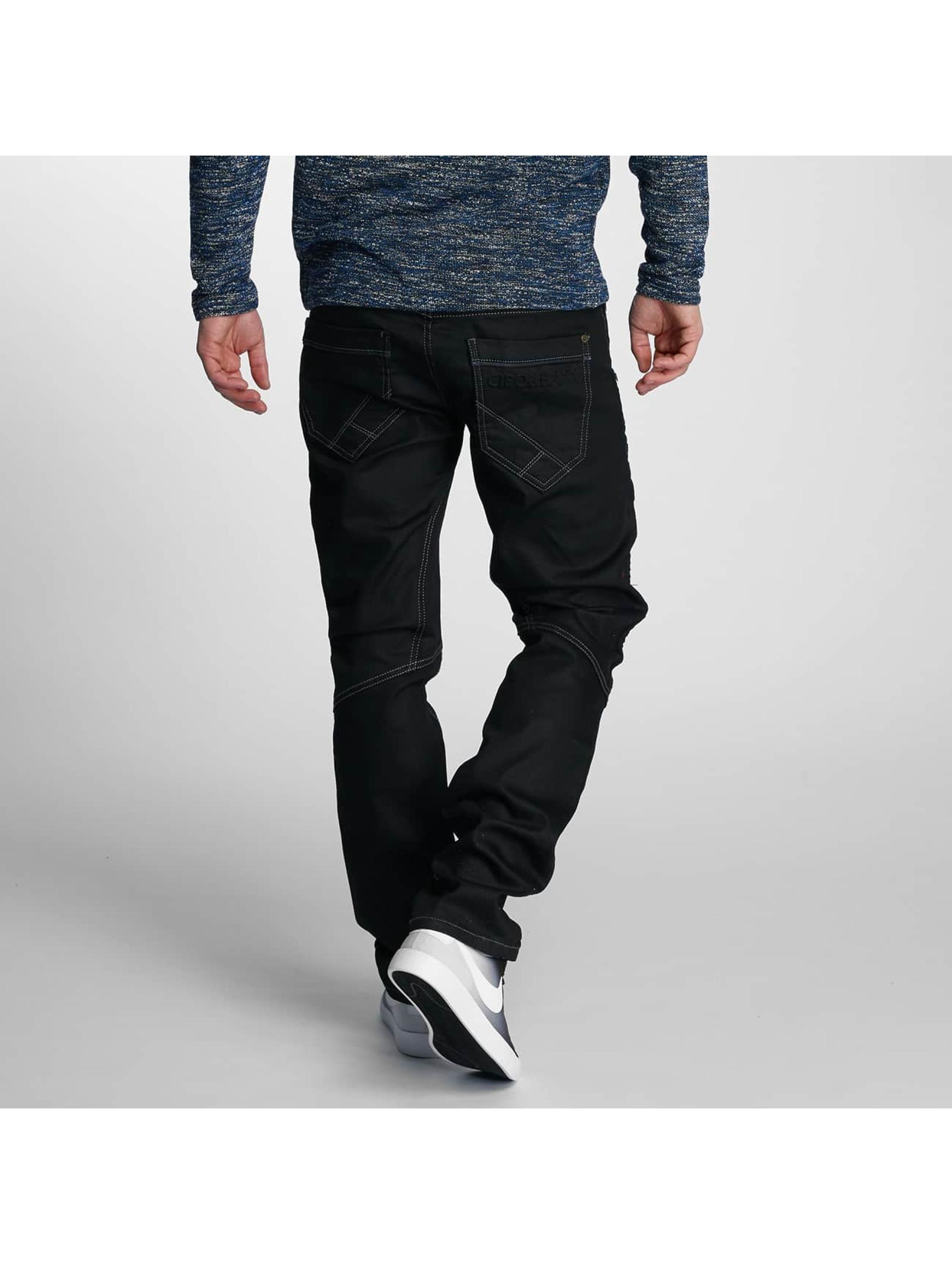 Cipo & Baxx Straight Fit Jeans Dalvik svart