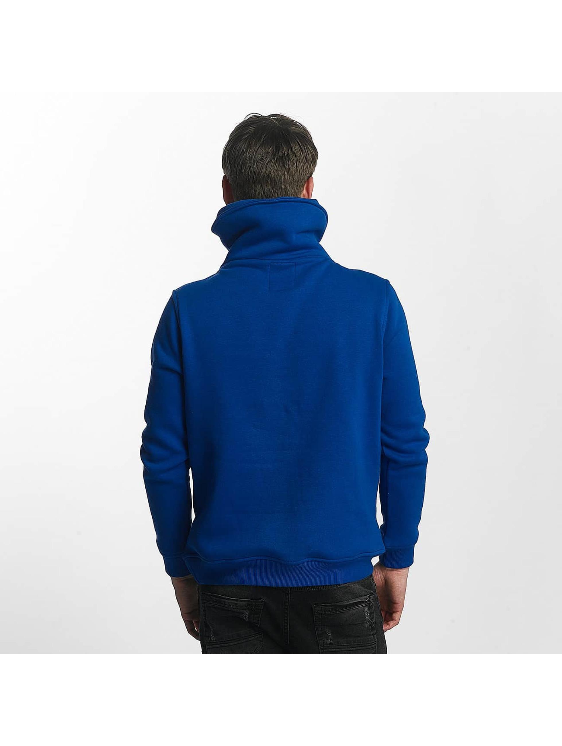 Cipo & Baxx Sweat & Pull Double Collar bleu