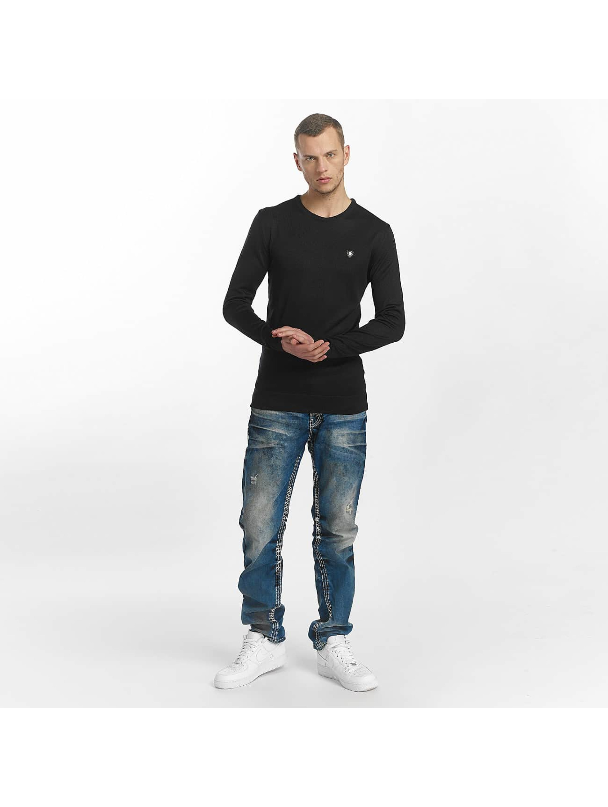 Cipo & Baxx Sweat & Pull Basic bleu