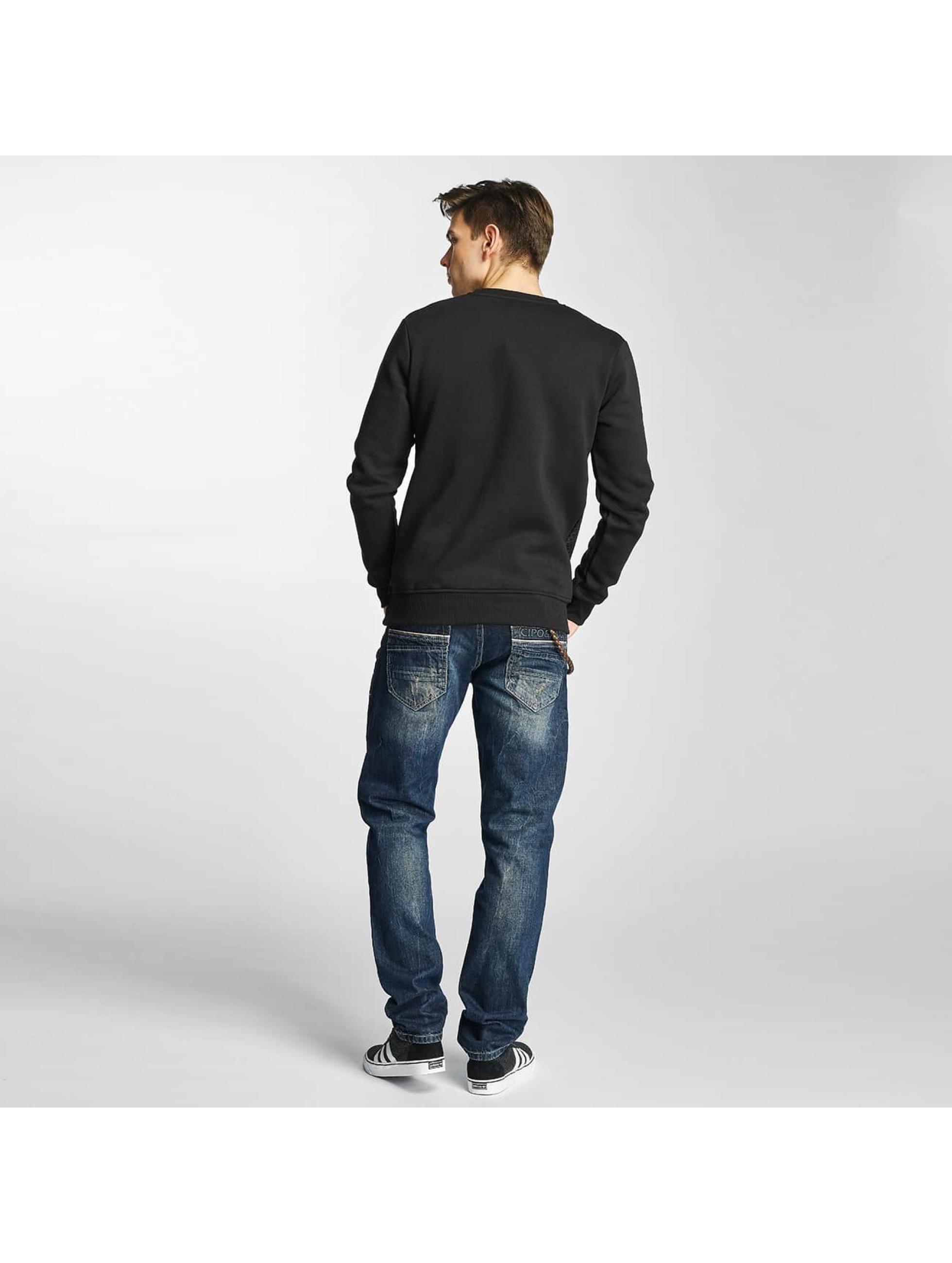 Cipo & Baxx Swetry Niam czarny