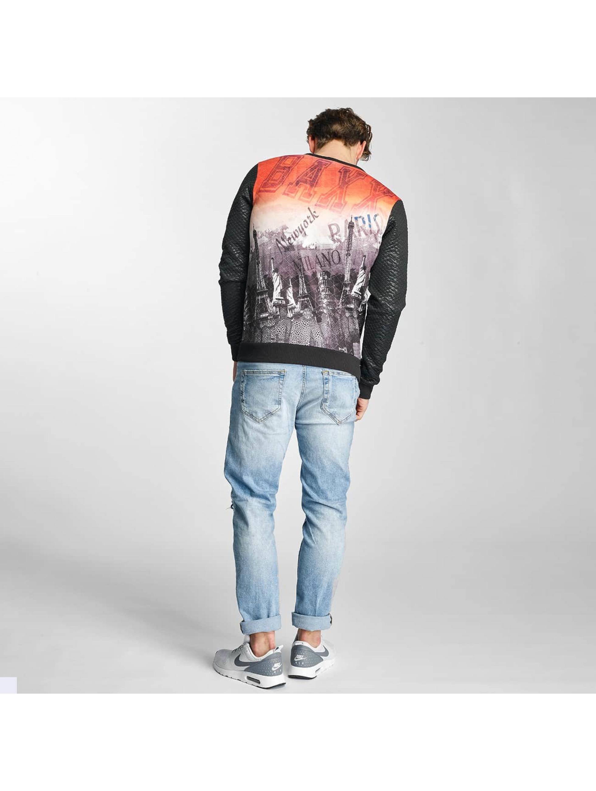 Cipo & Baxx Swetry NY czarny
