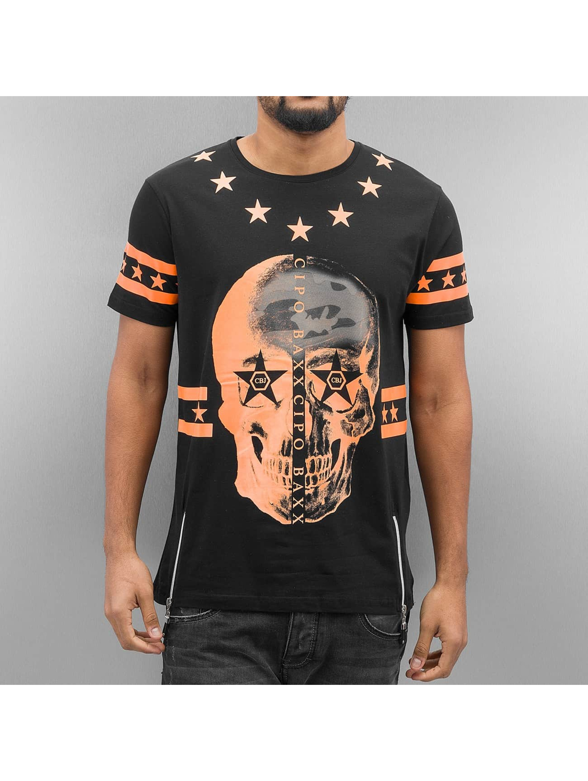 Cipo & Baxx T-Shirt Echuka black
