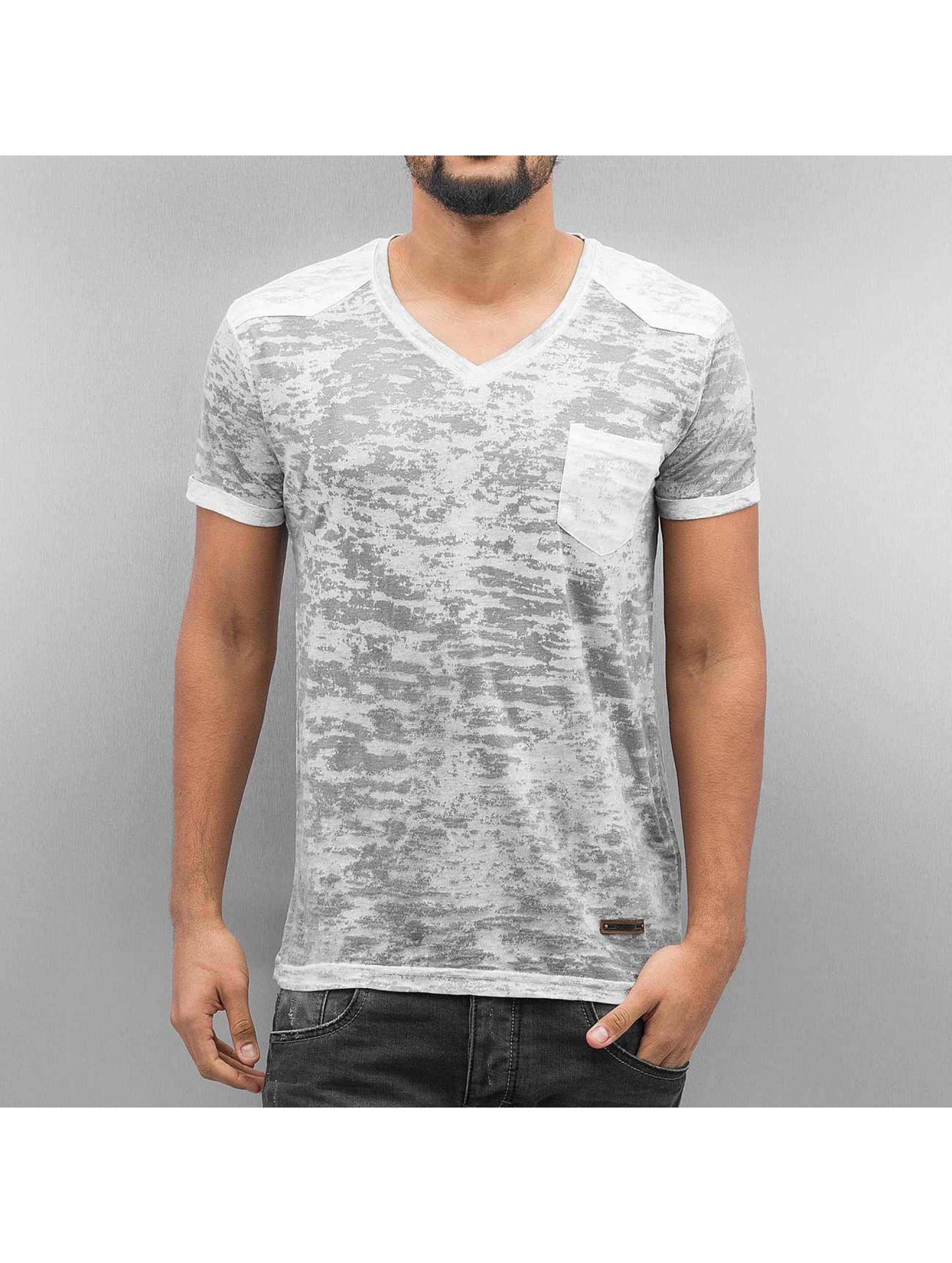 Cipo & Baxx T-Shirt Taree grau