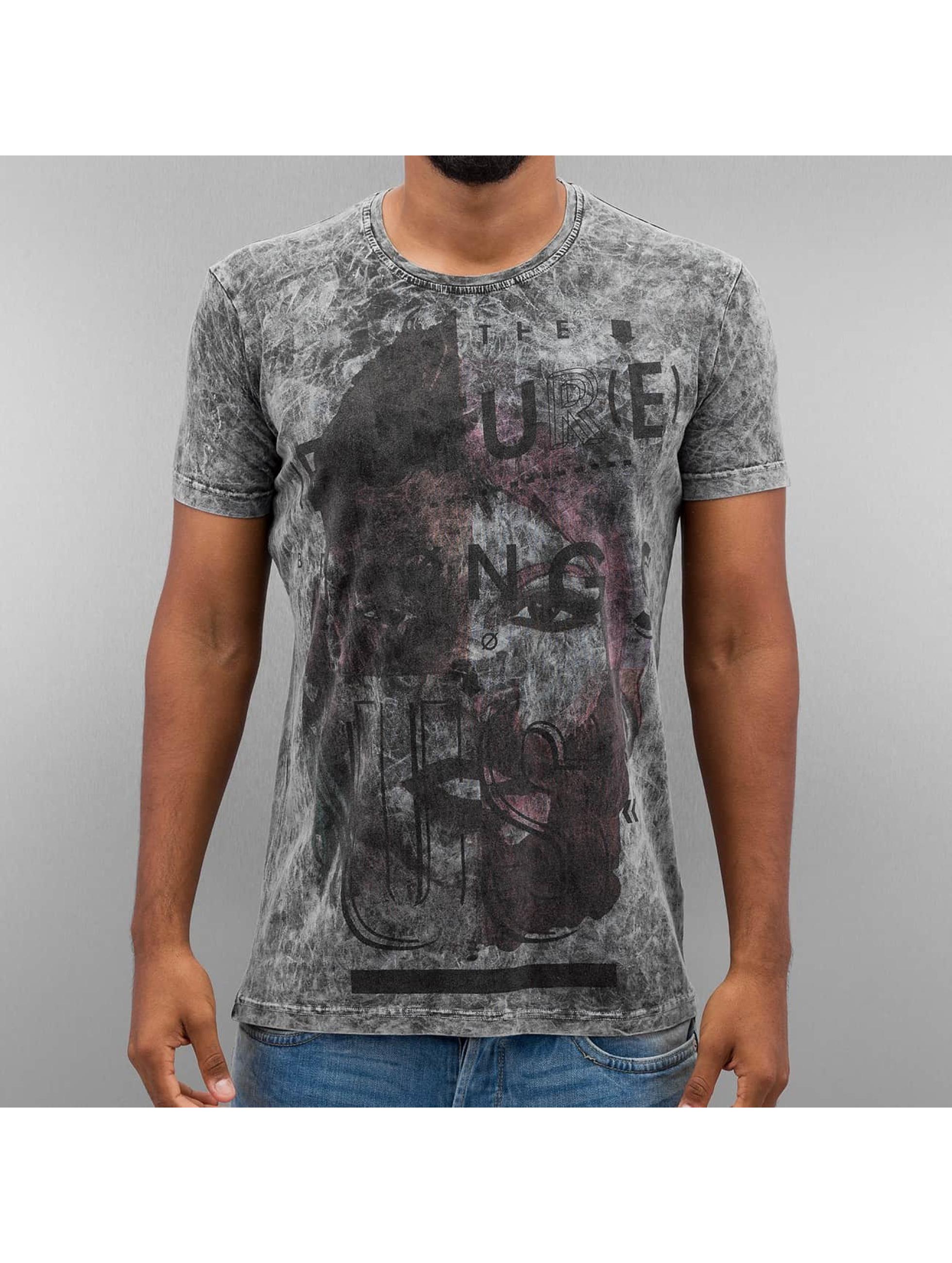 Cipo & Baxx t-shirt Future grijs