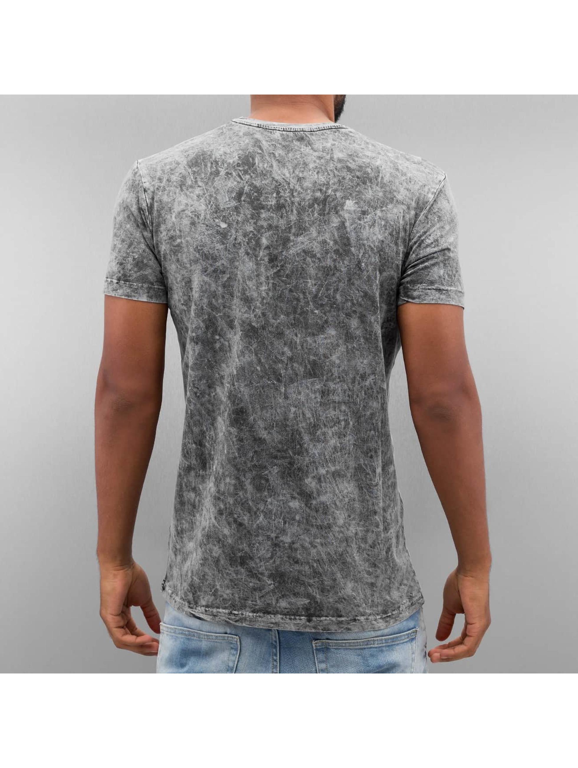 Cipo & Baxx T-Shirt Future gris