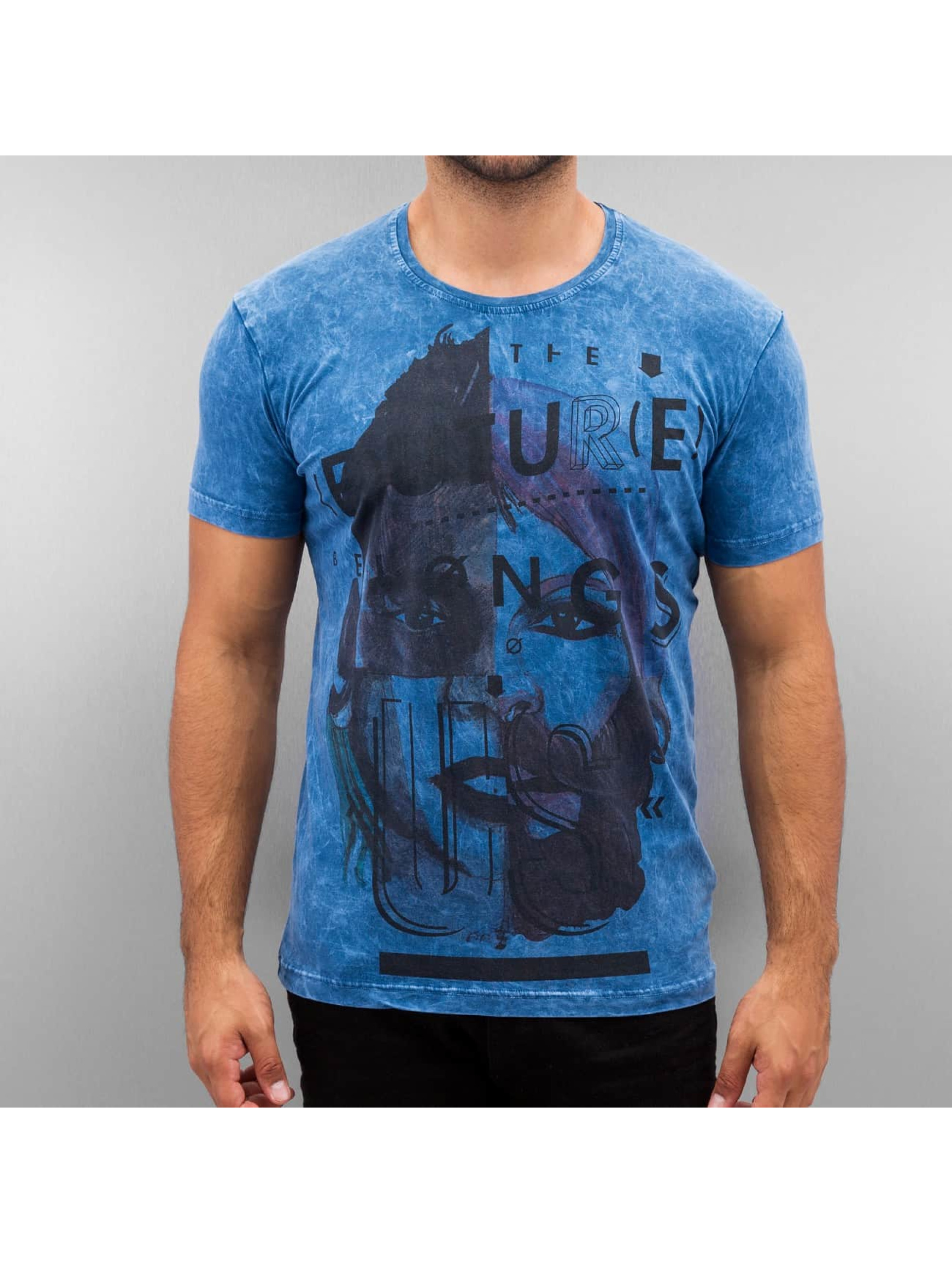 Cipo & Baxx t-shirt Future indigo