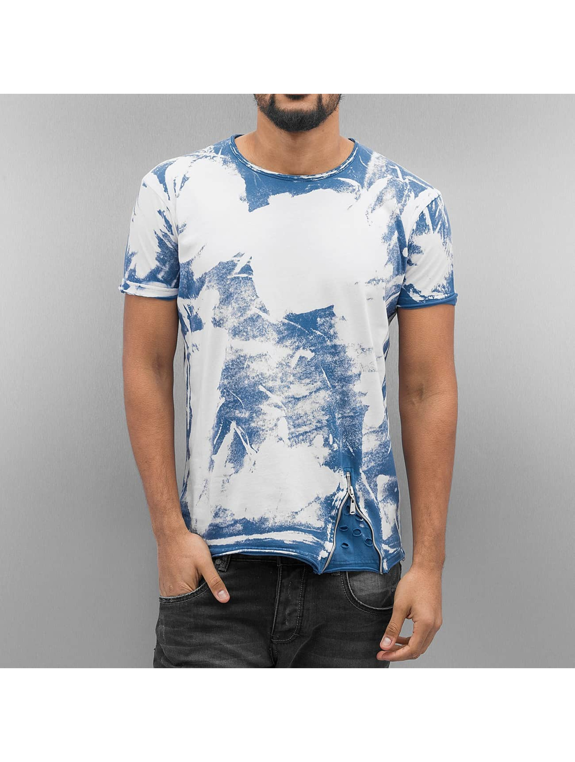 Cipo & Baxx T-Shirt Burnie indigo