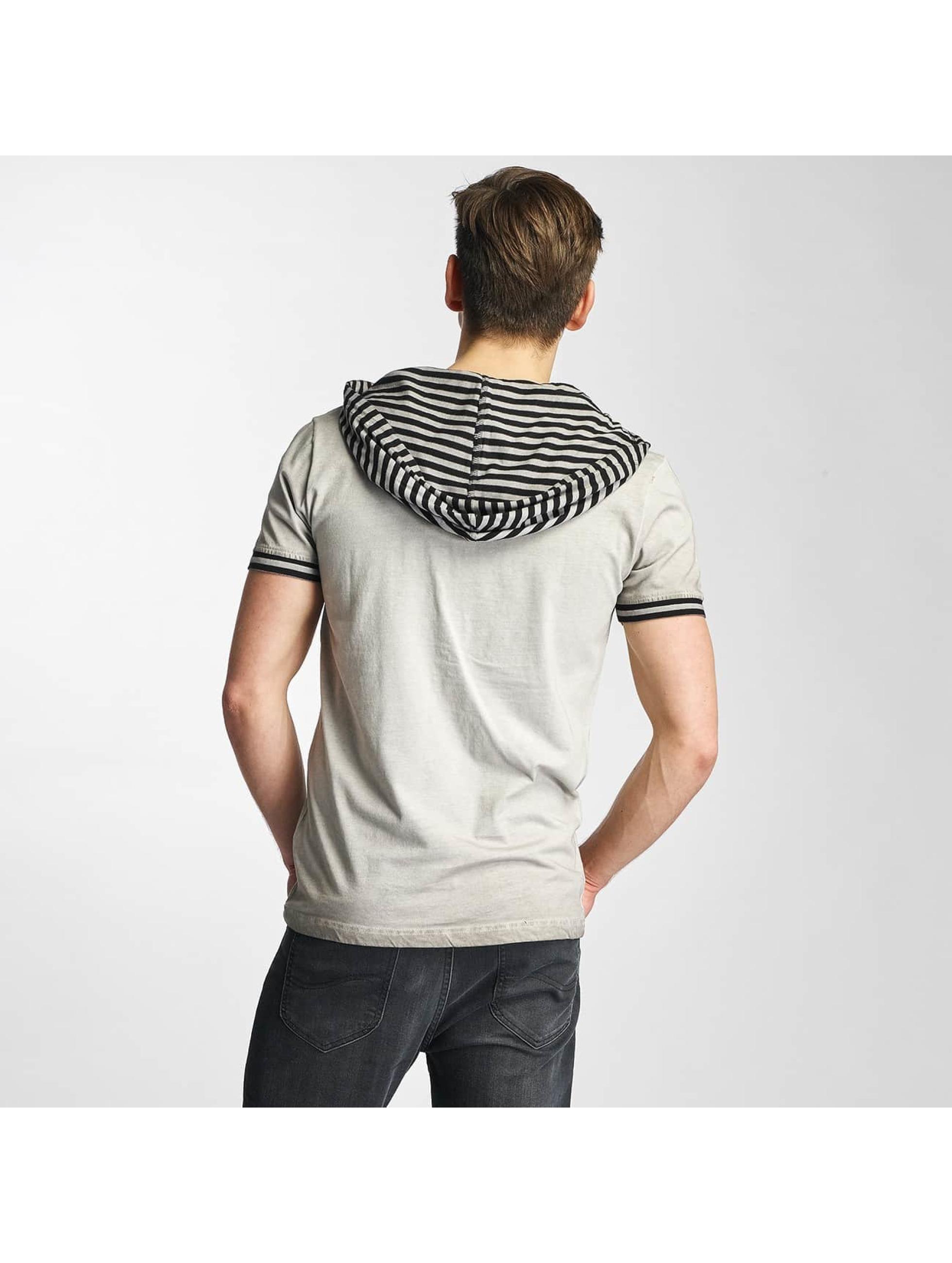Cipo & Baxx T-skjorter Drago grå