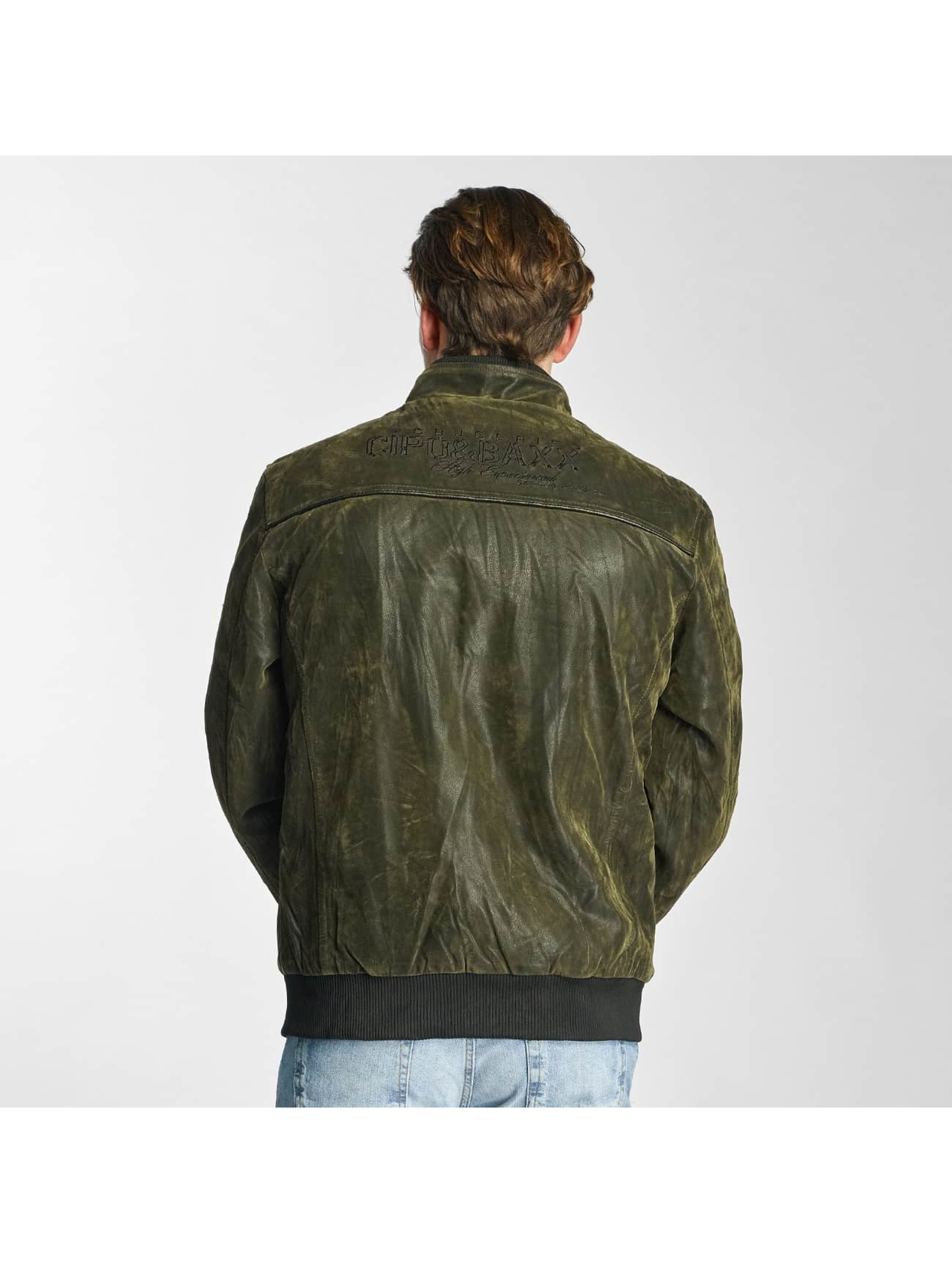Cipo & Baxx Transitional Jackets Maveric grøn