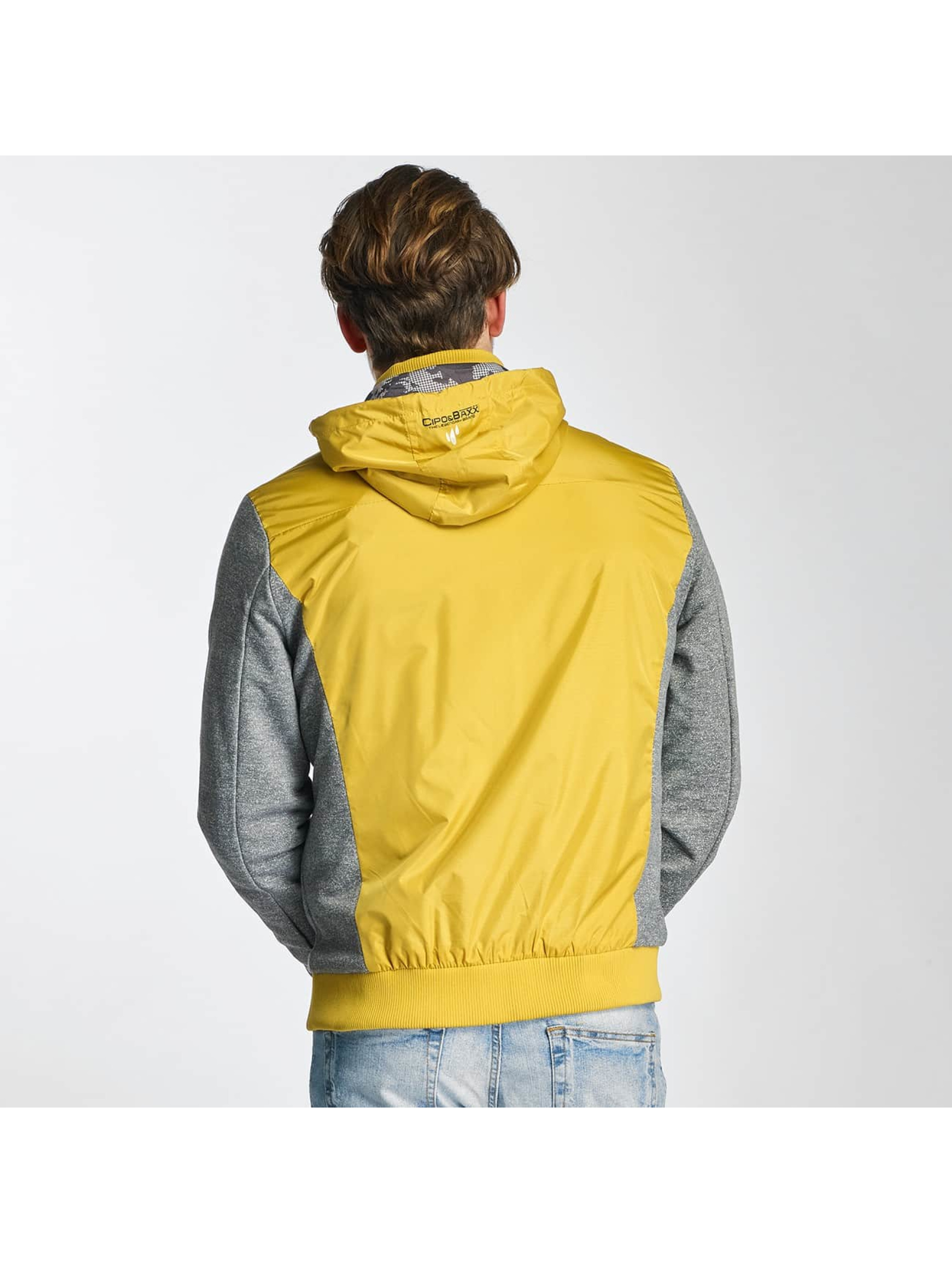 Cipo & Baxx Transitional Jackets Continent gul