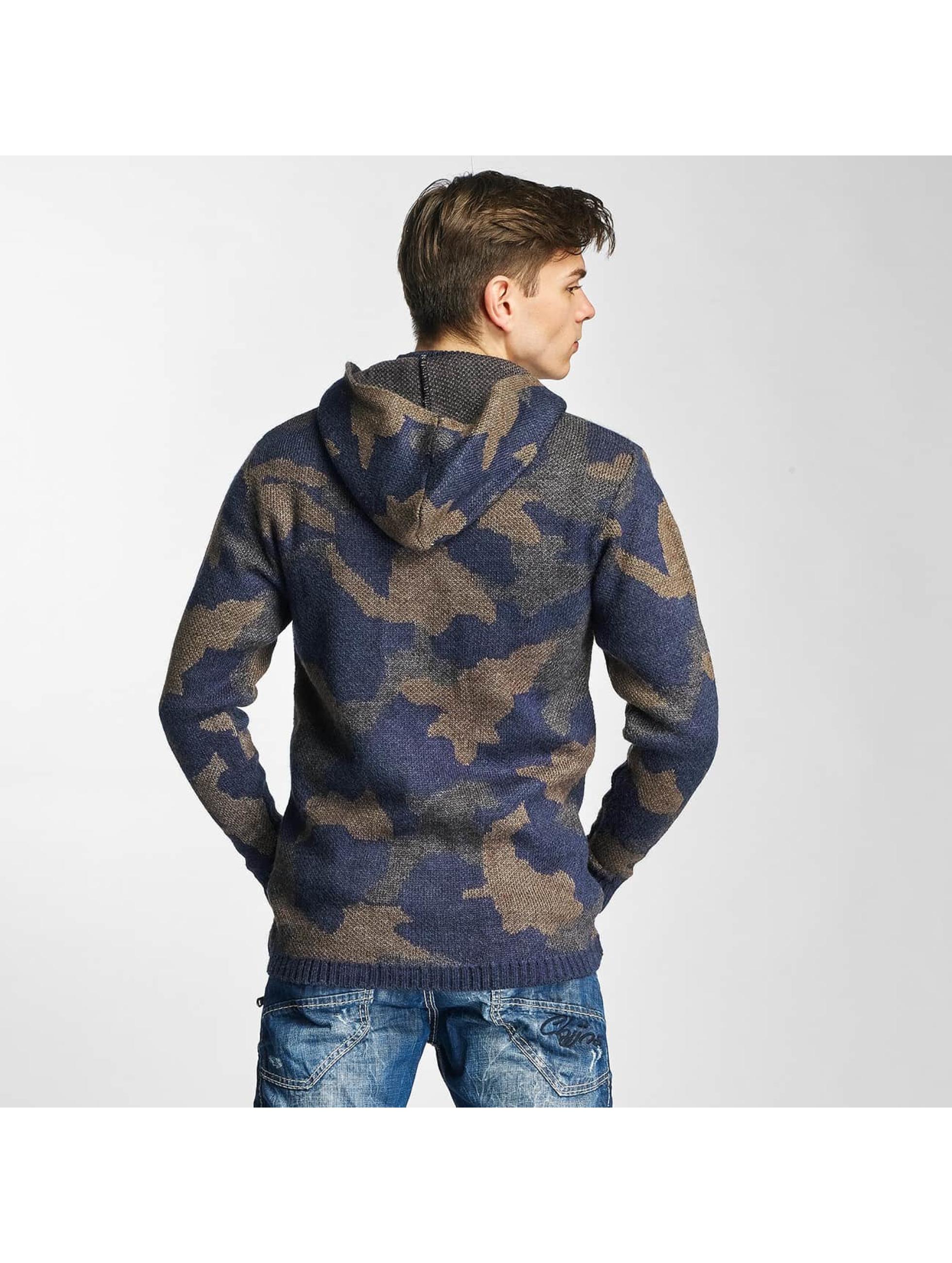 Cipo & Baxx vest Hodari blauw