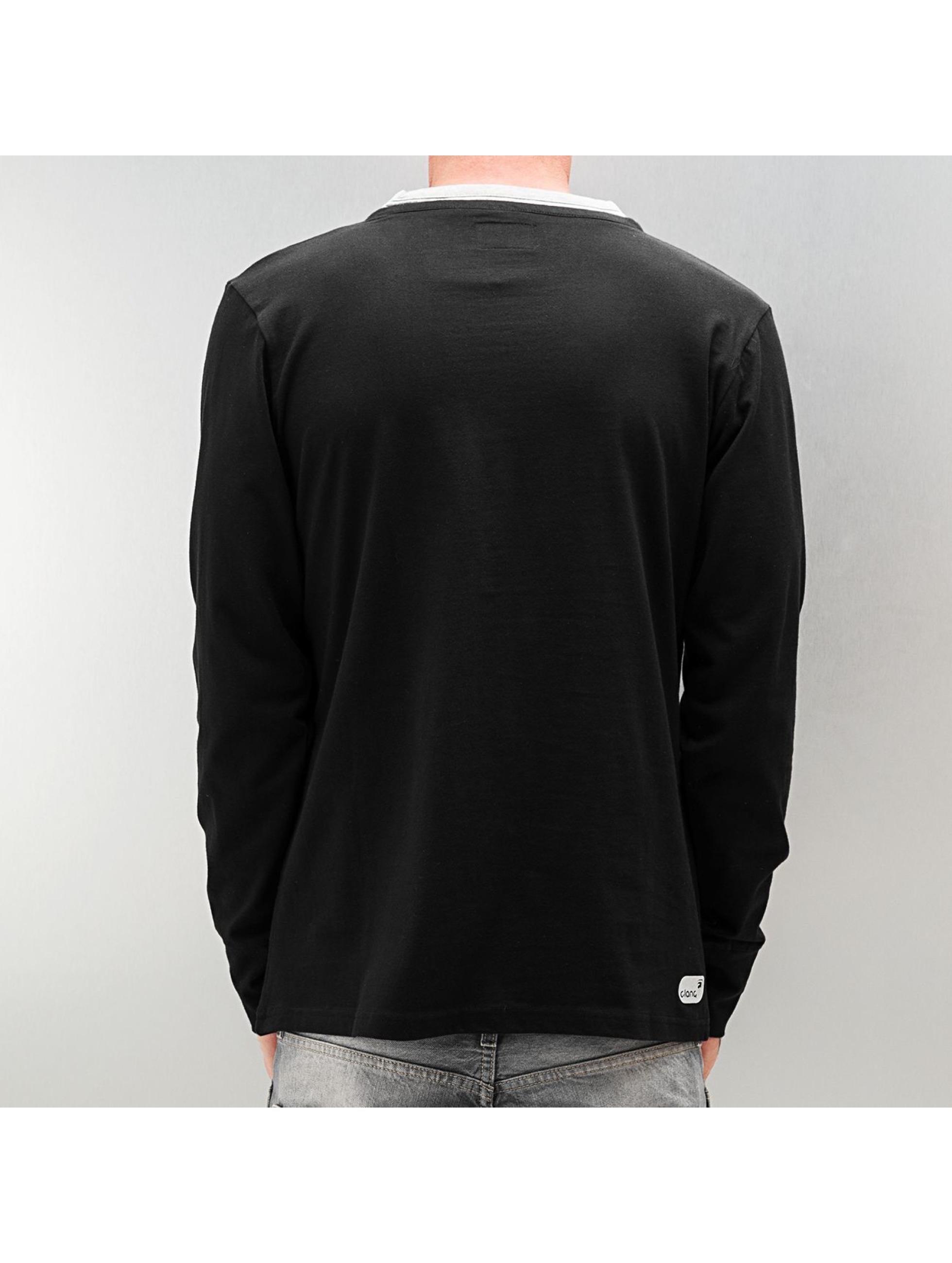 Clang Pitkähihaiset paidat Kianu musta