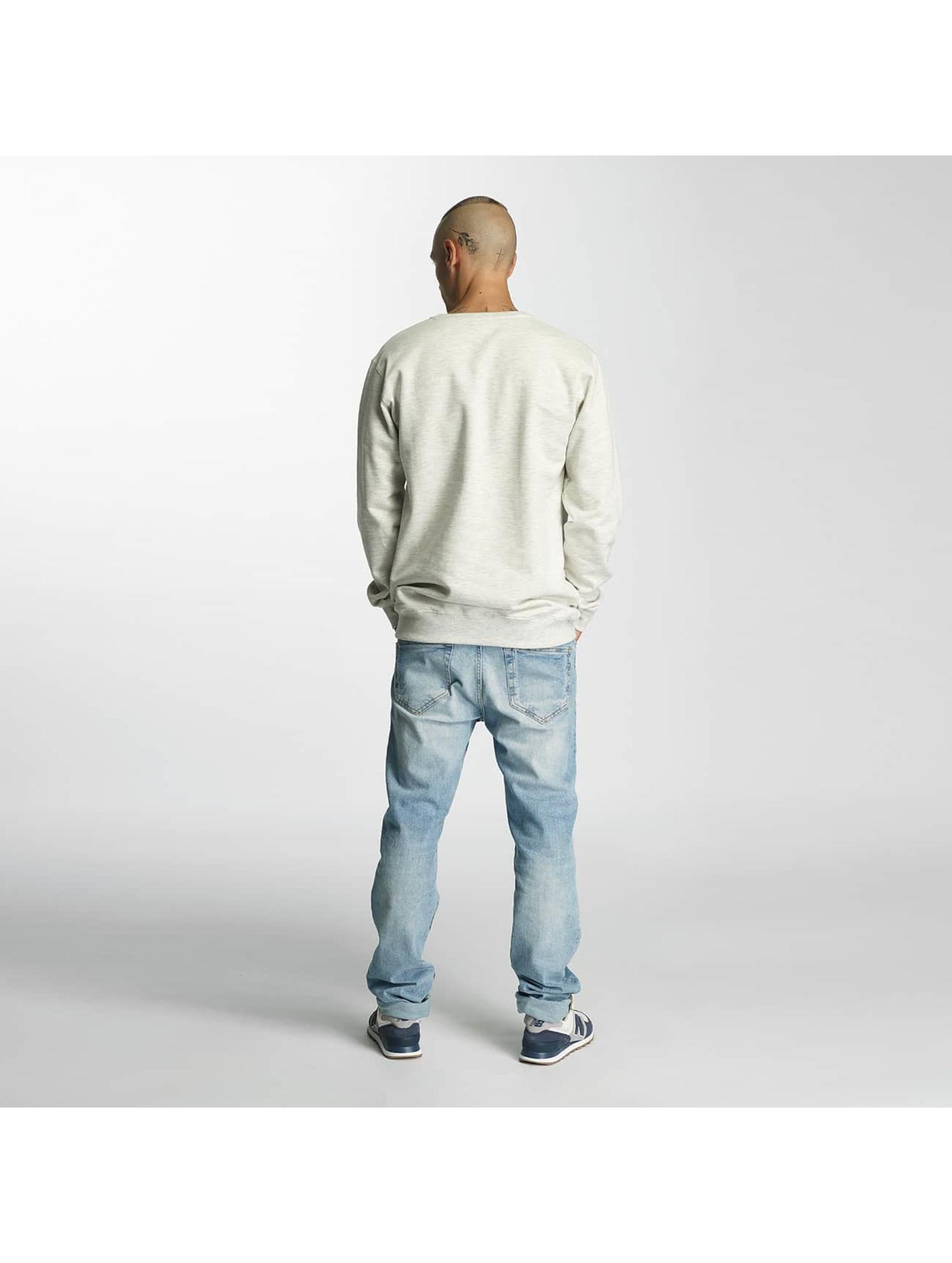 Cleptomanicx Pullover Möwe beige