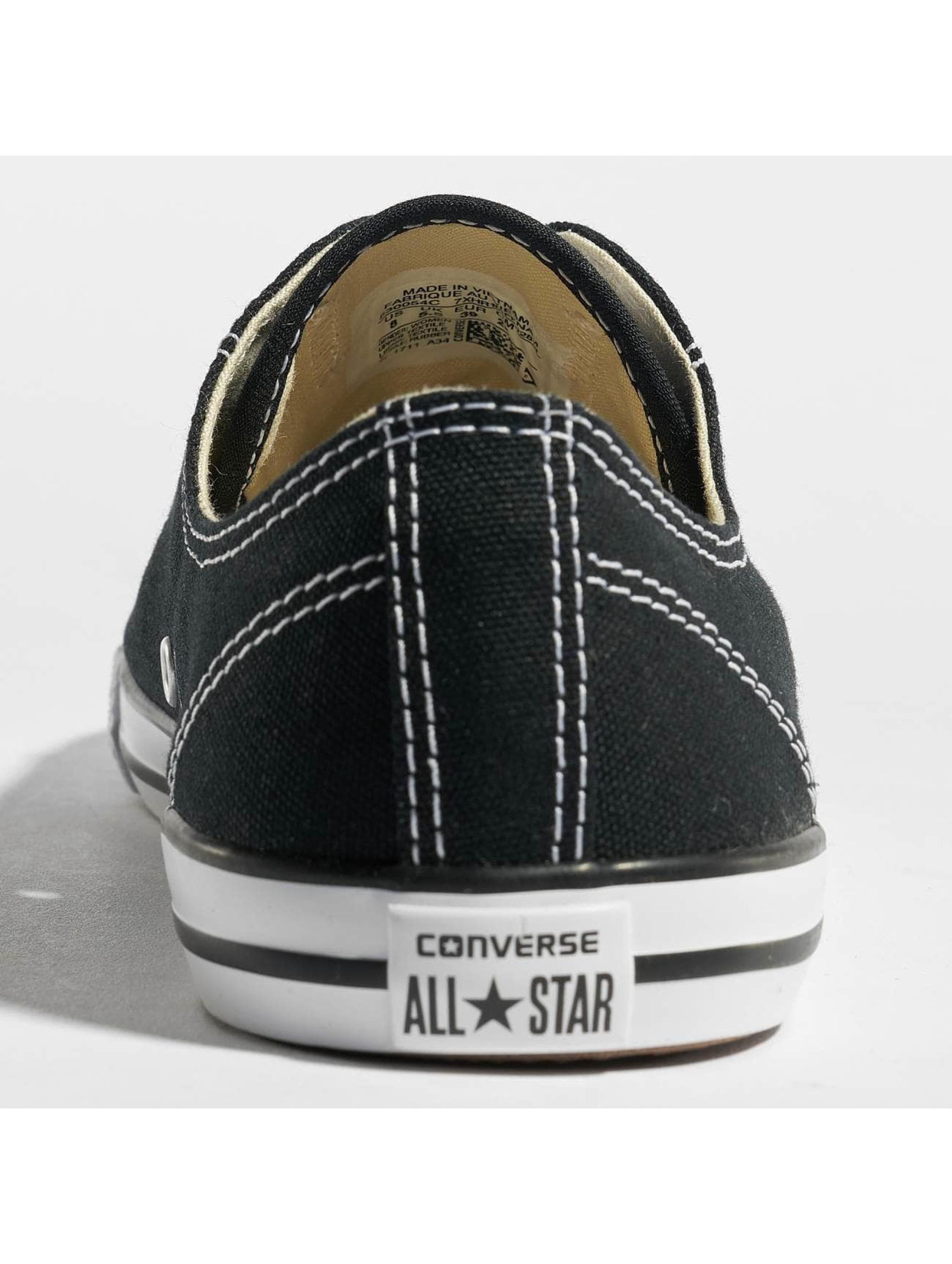 Converse Сникеры All Star Dainty Ox черный
