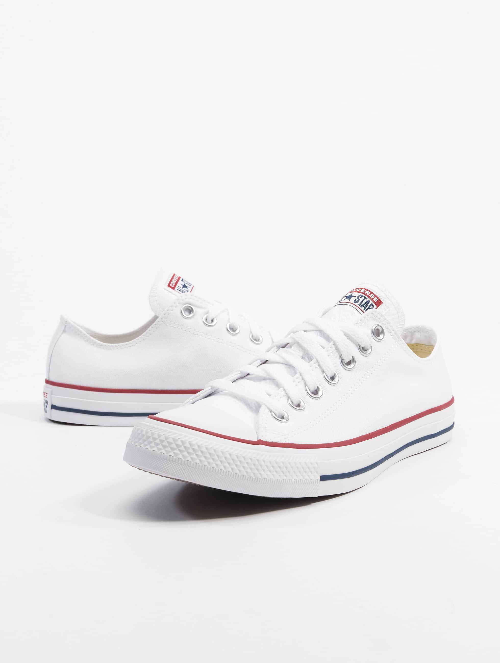 Converse | All Star Ox Canvas blanc Baskets 122836