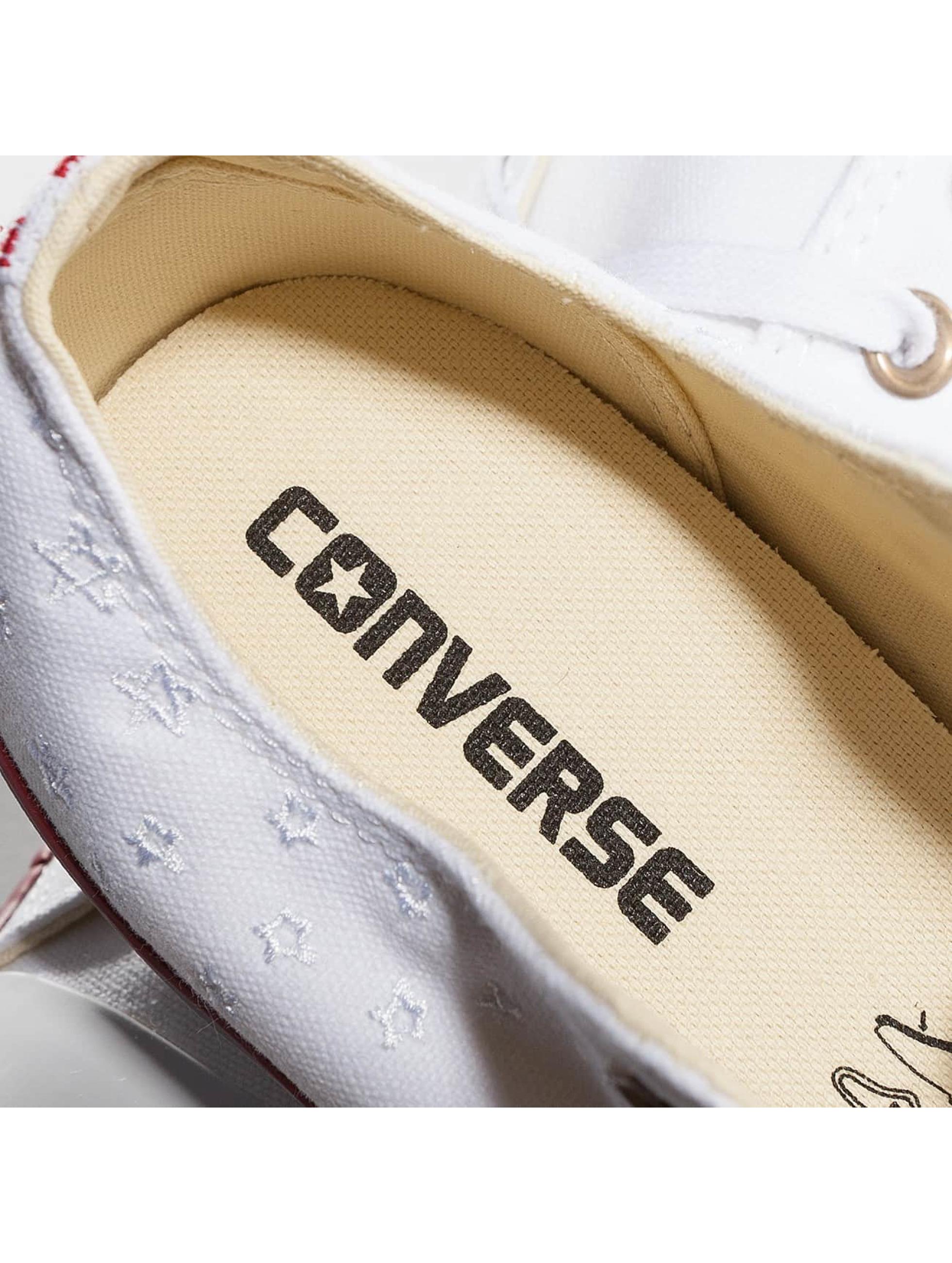 Converse Baskets CTAS Ox blanc