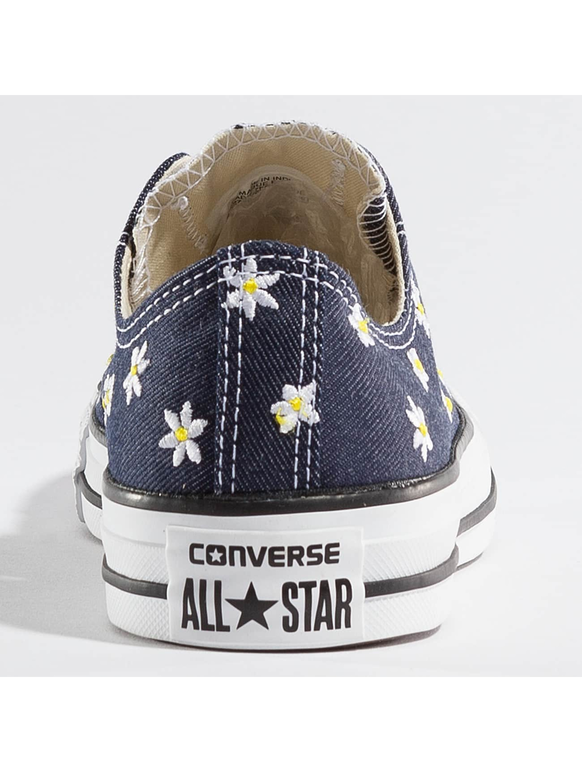 Converse Baskets Chuck Taylor All Star Low bleu