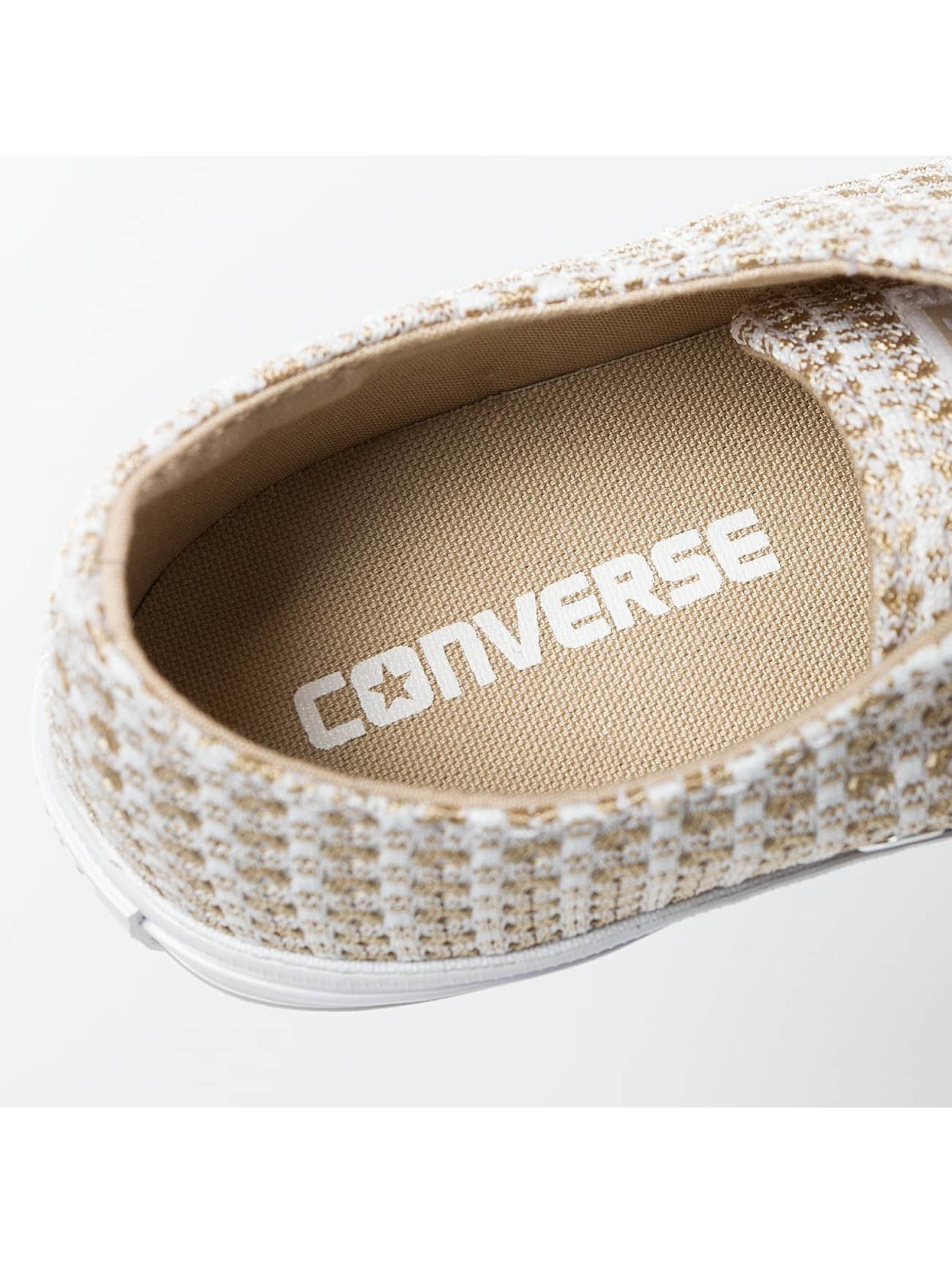 Converse Baskets CTAS Gemma Festival Knit Ox brun