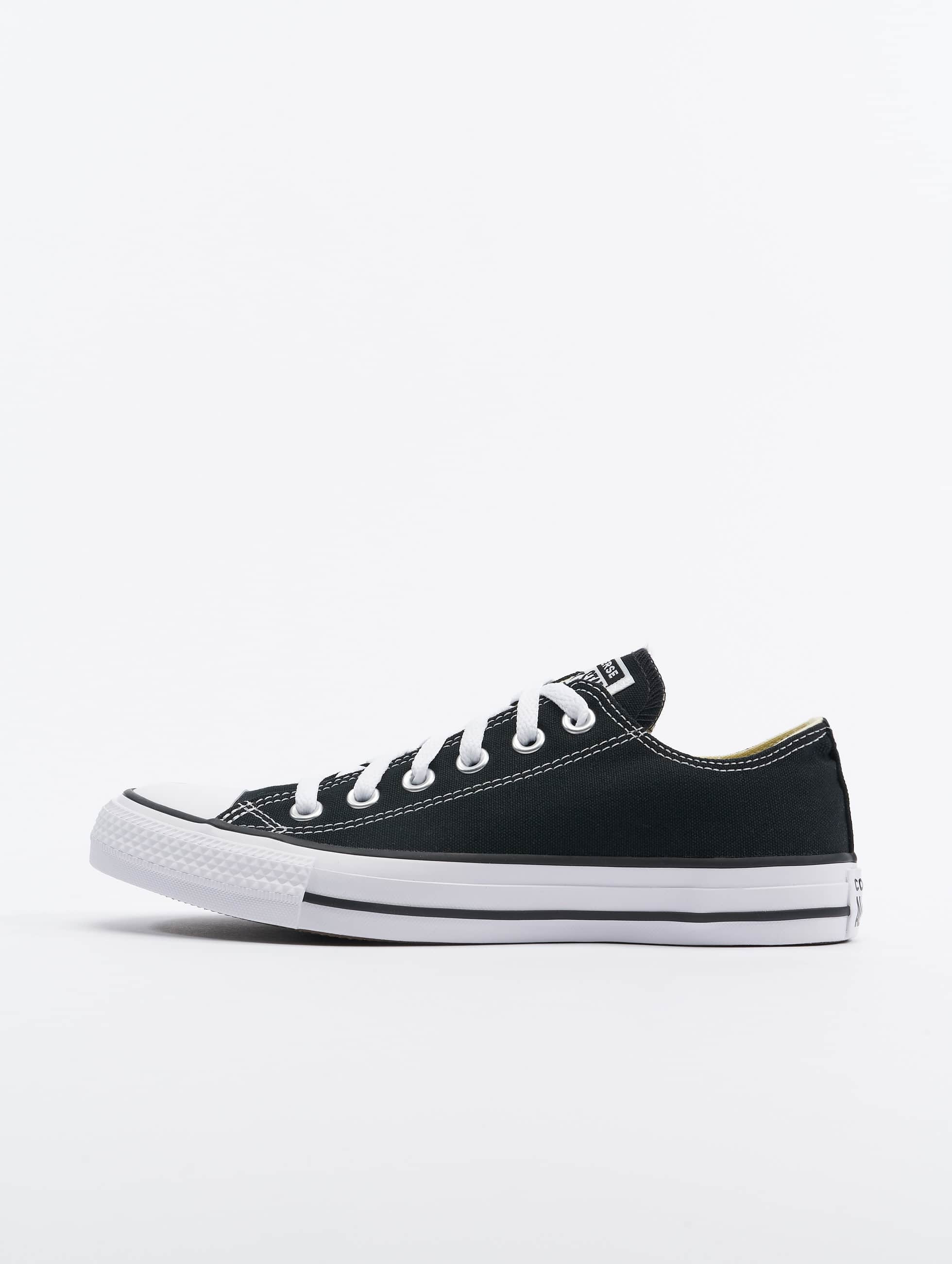 Converse Chaussures / Baskets All Star Ox Canvas Chucks en noir