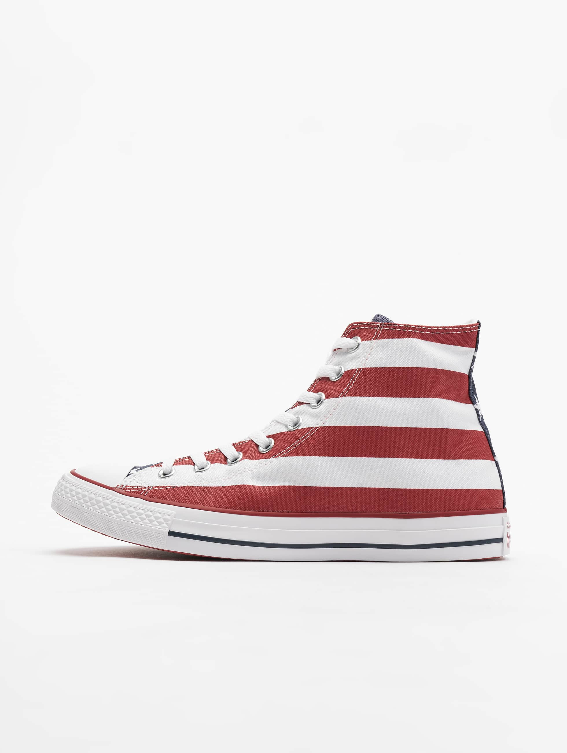 44f8d5bd028 Converse schoen / sneaker All Star Stars & Bars Hi in bont 673844