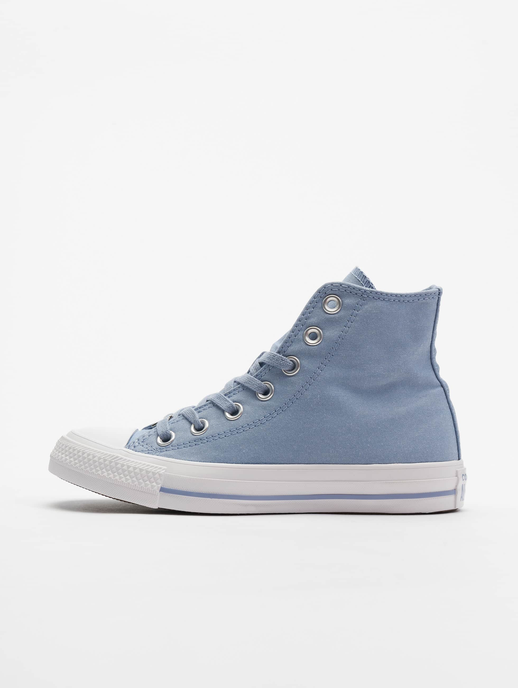 Converse Chuck Tailor All Star Hi Sneakers Indigo FogWhiteWhite