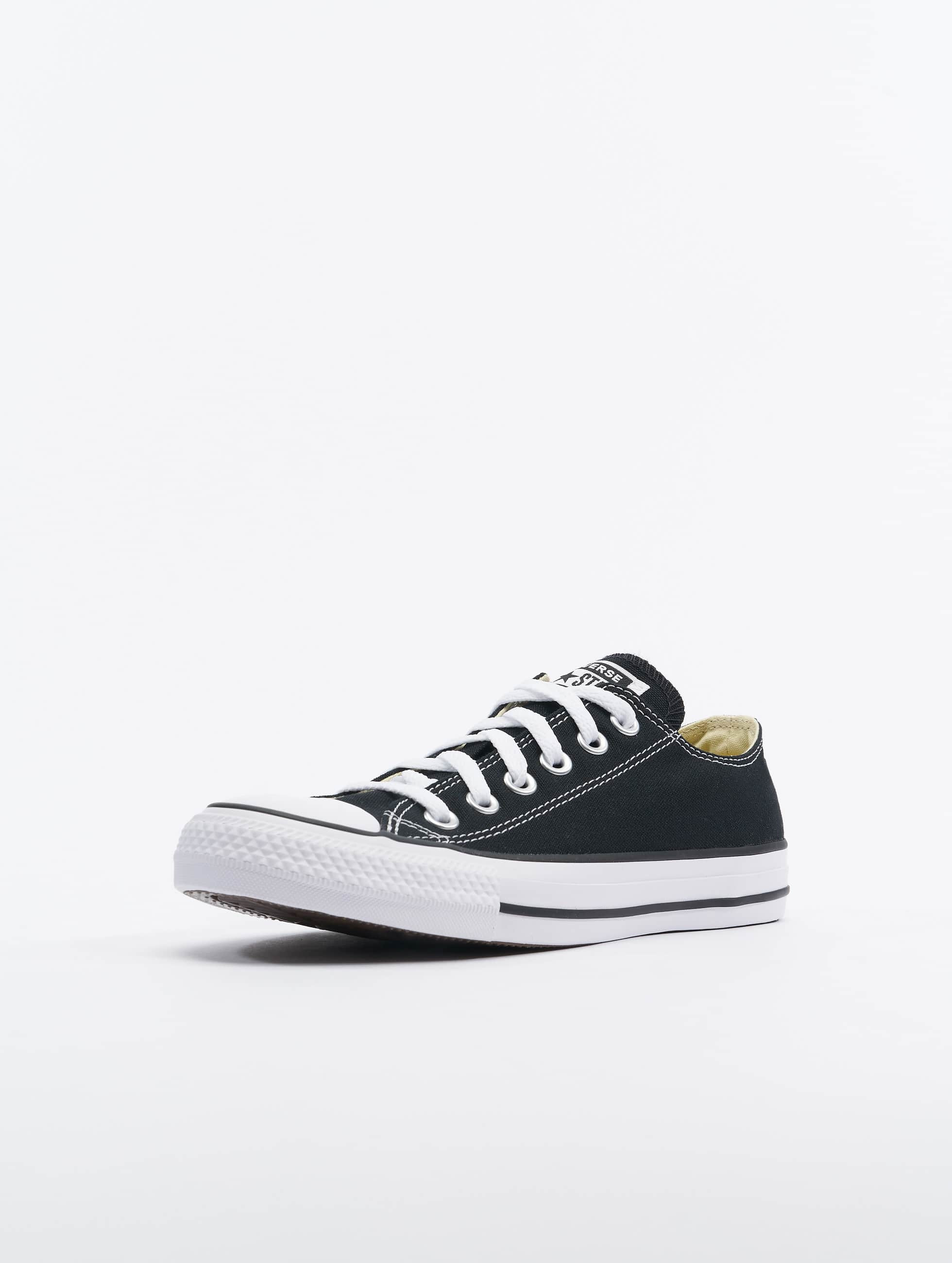 Converse Sneaker All Star Ox Canvas Chucks schwarz