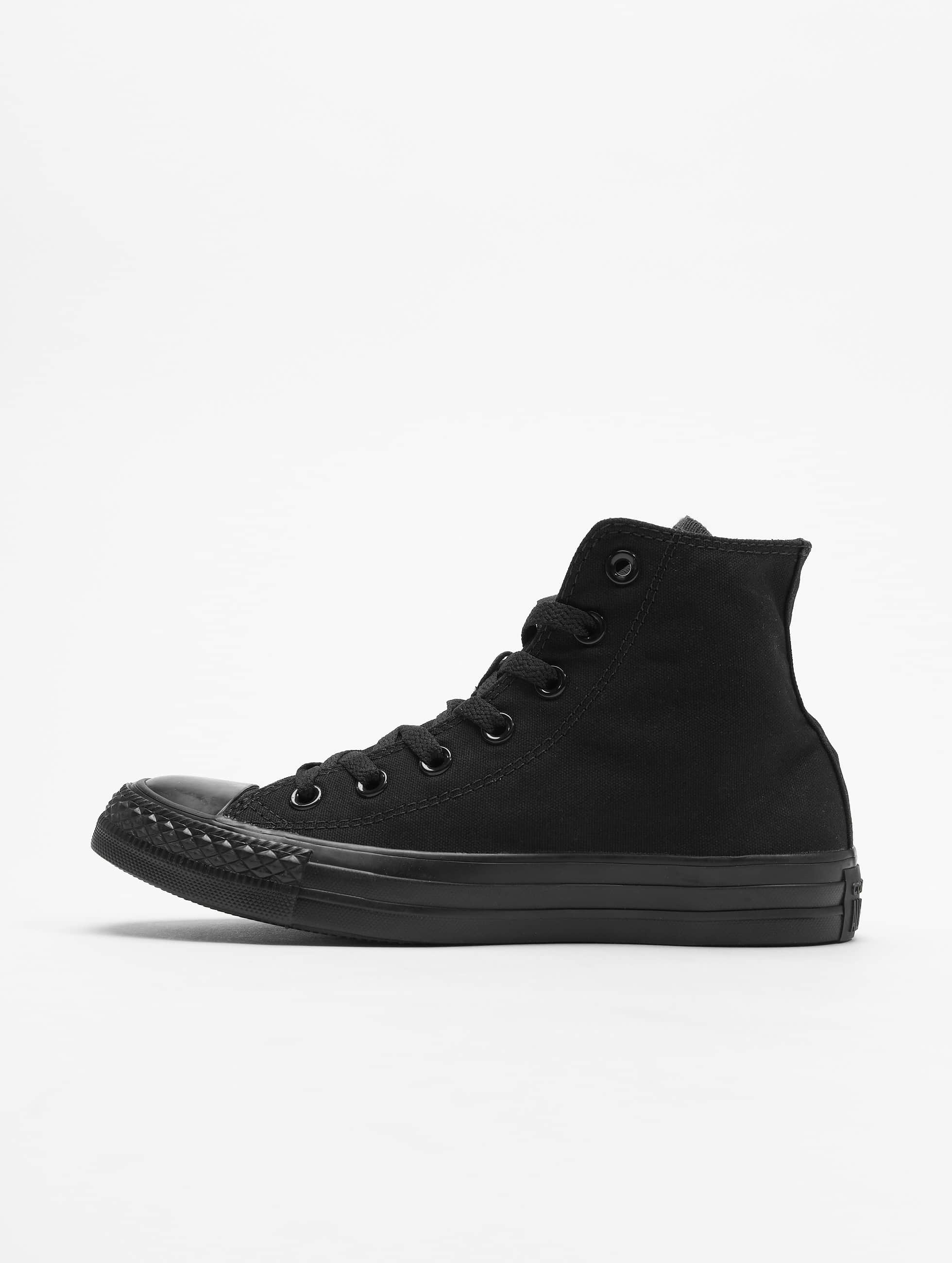 converse herren sneaker chuck taylor all star high in schwarz 156901. Black Bedroom Furniture Sets. Home Design Ideas