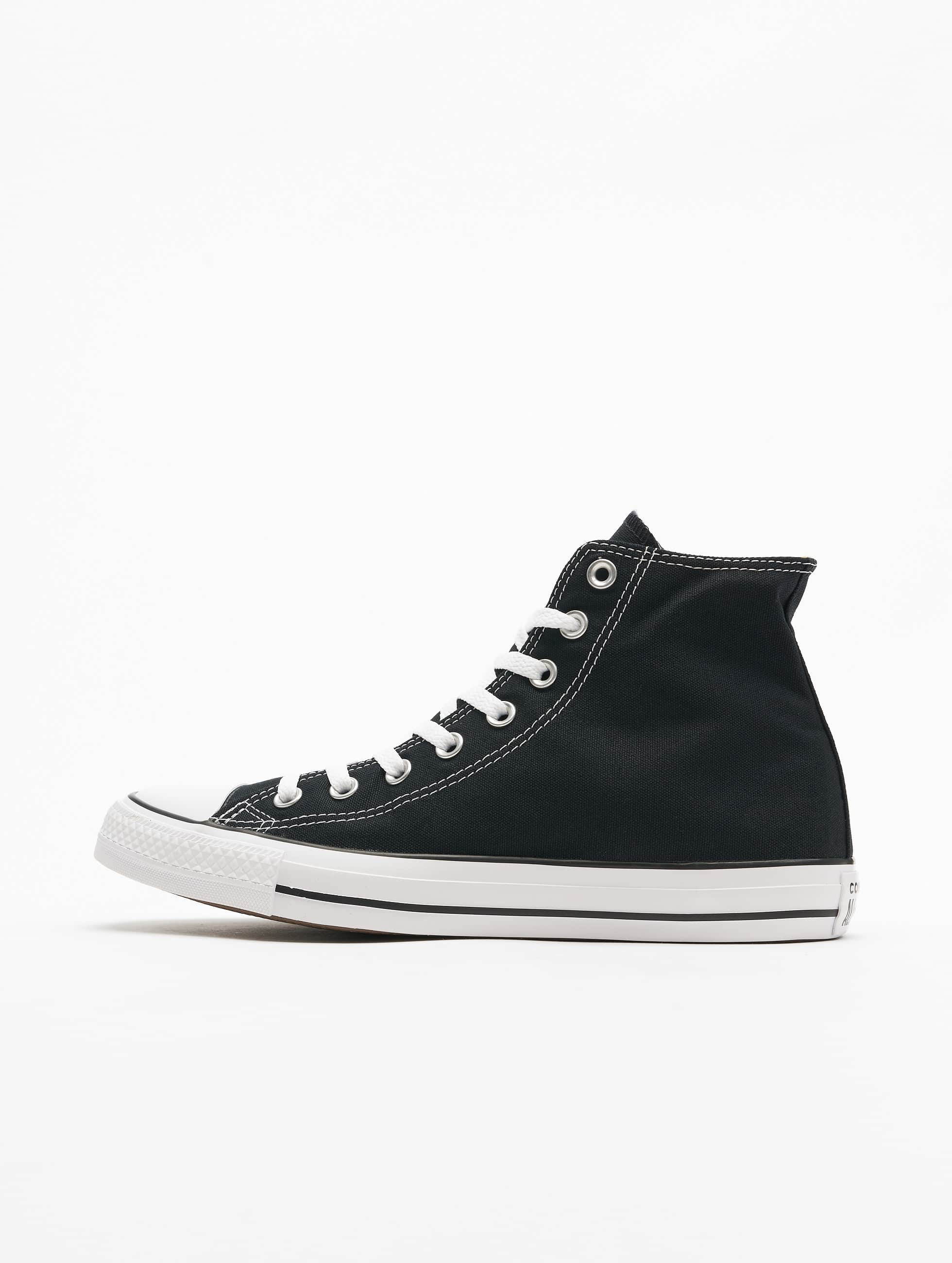 Sneaker All Star High Chucks in schwarz