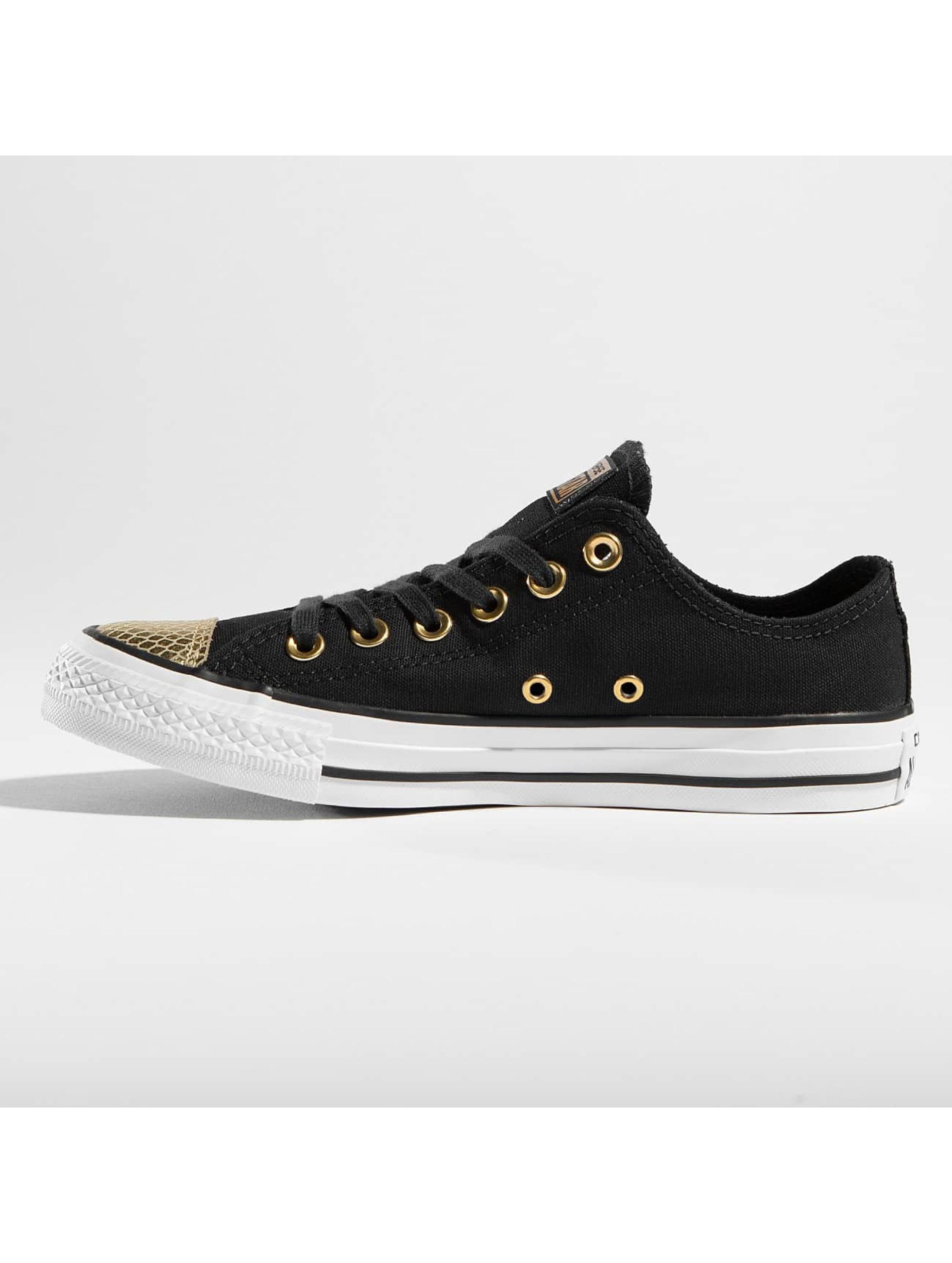 converse damen sneaker ox in schwarz 328133. Black Bedroom Furniture Sets. Home Design Ideas