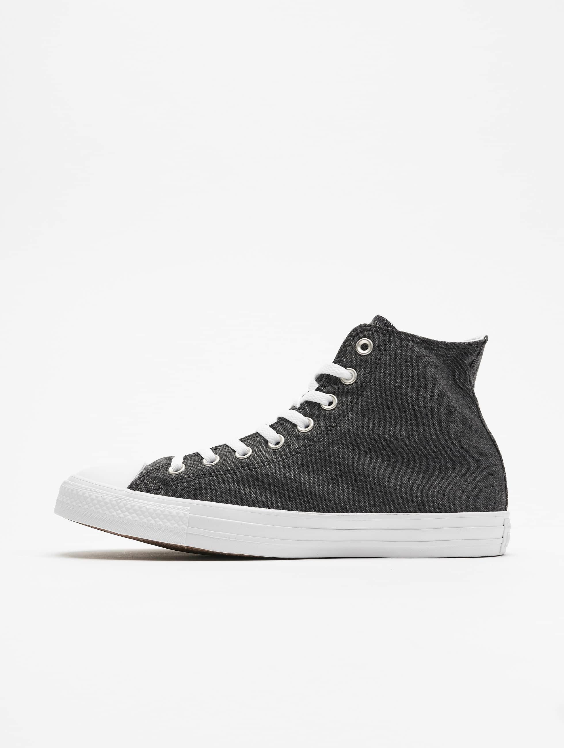 Converse Chuck Taylor All Star Hi Sneakers BlackWhiteWhite