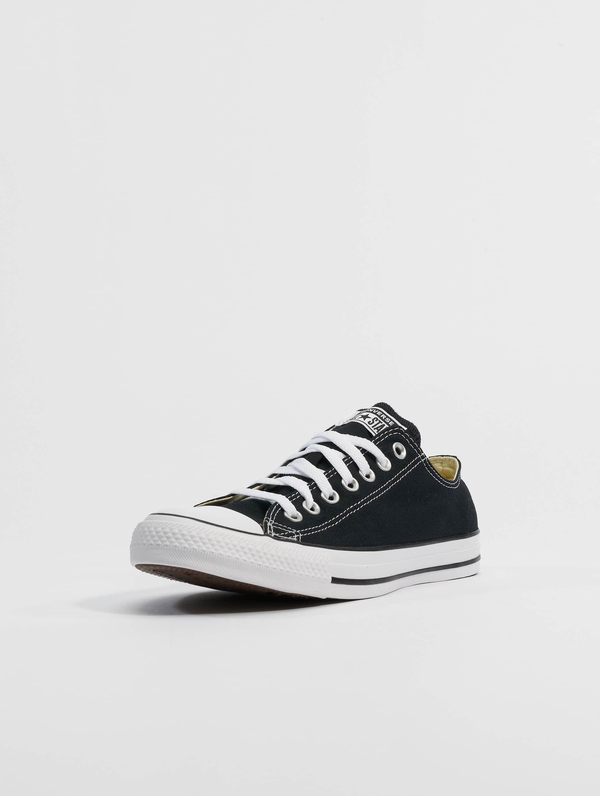 Converse Tennarit All Star Ox Canvas Chucks musta