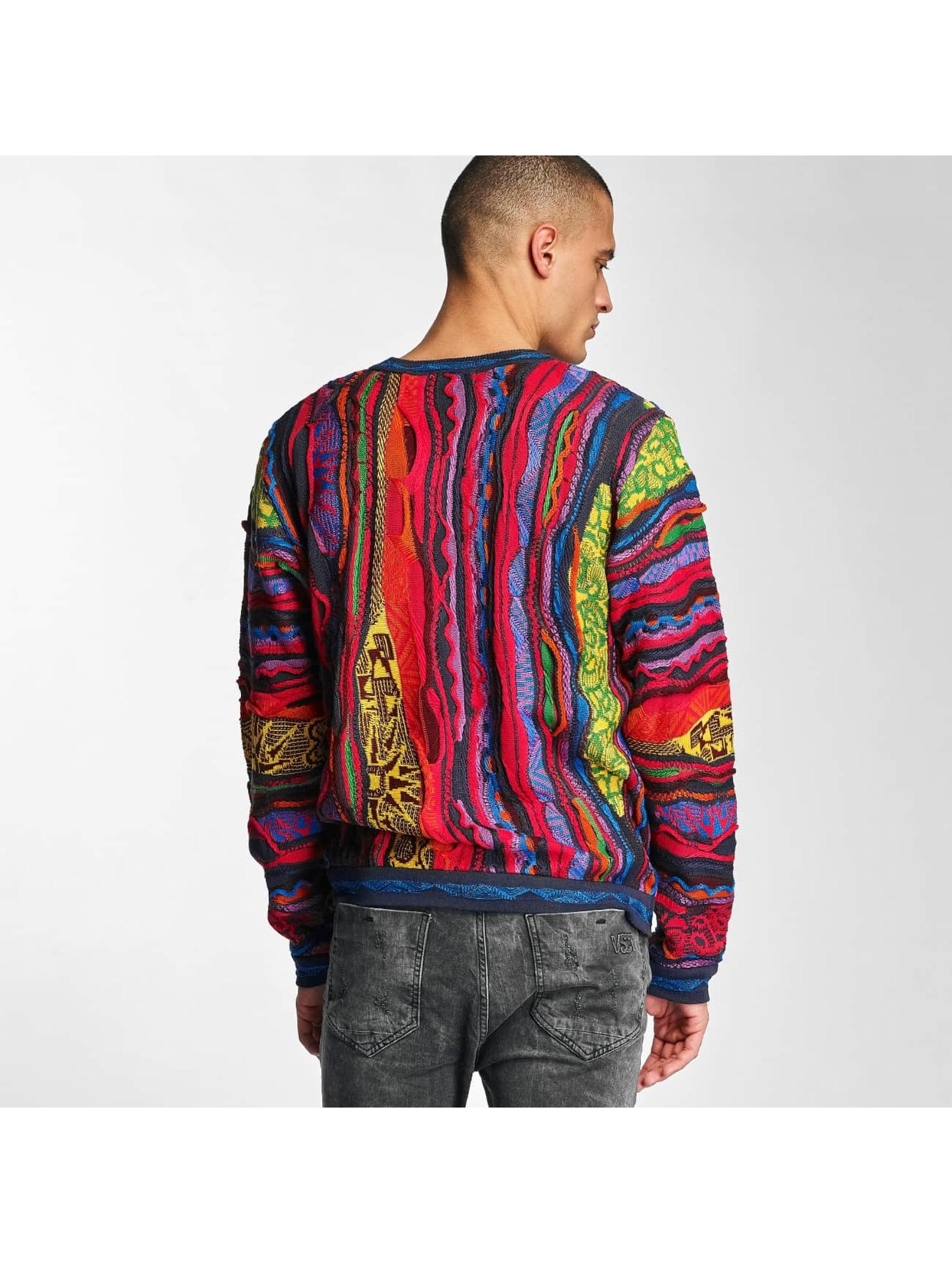 Coogi Swetry Tribal kolorowy