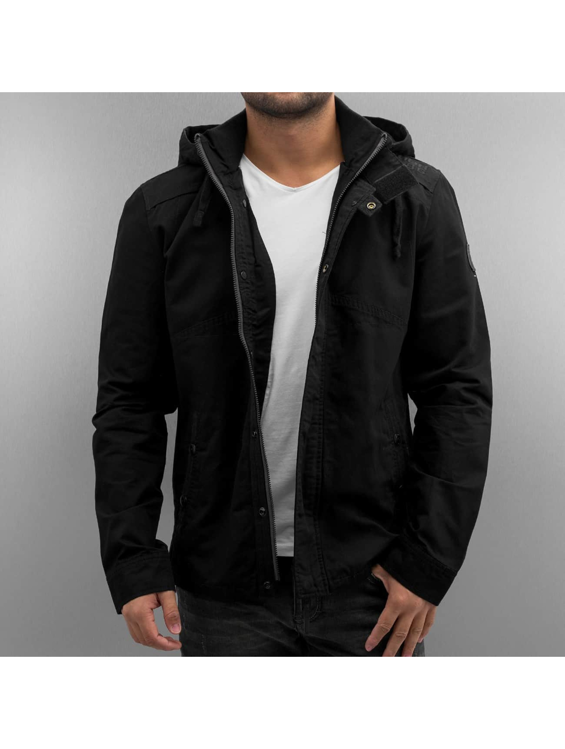 Cordon Демисезонная куртка Canon черный