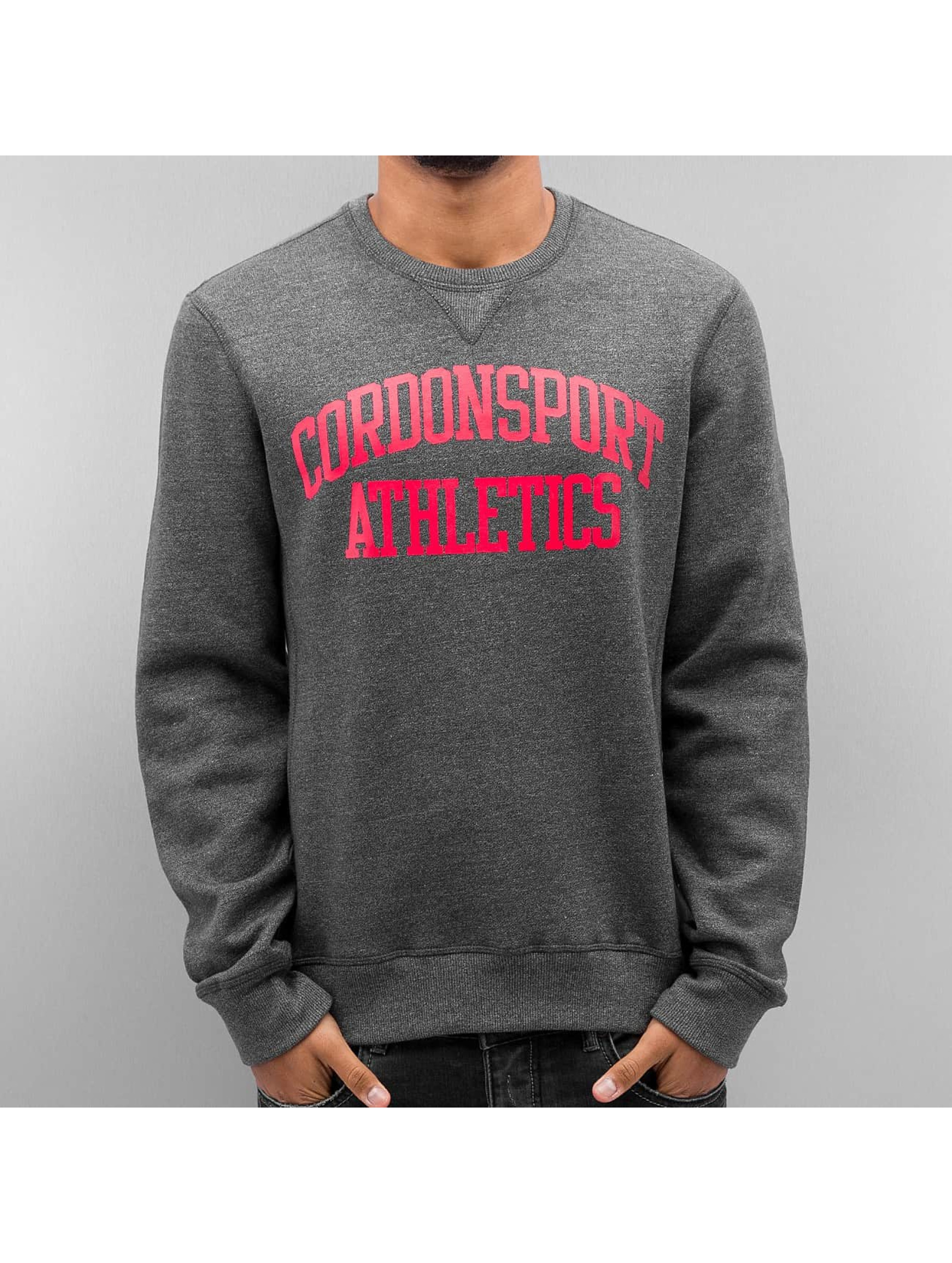 Cordon Пуловер Kolt серый