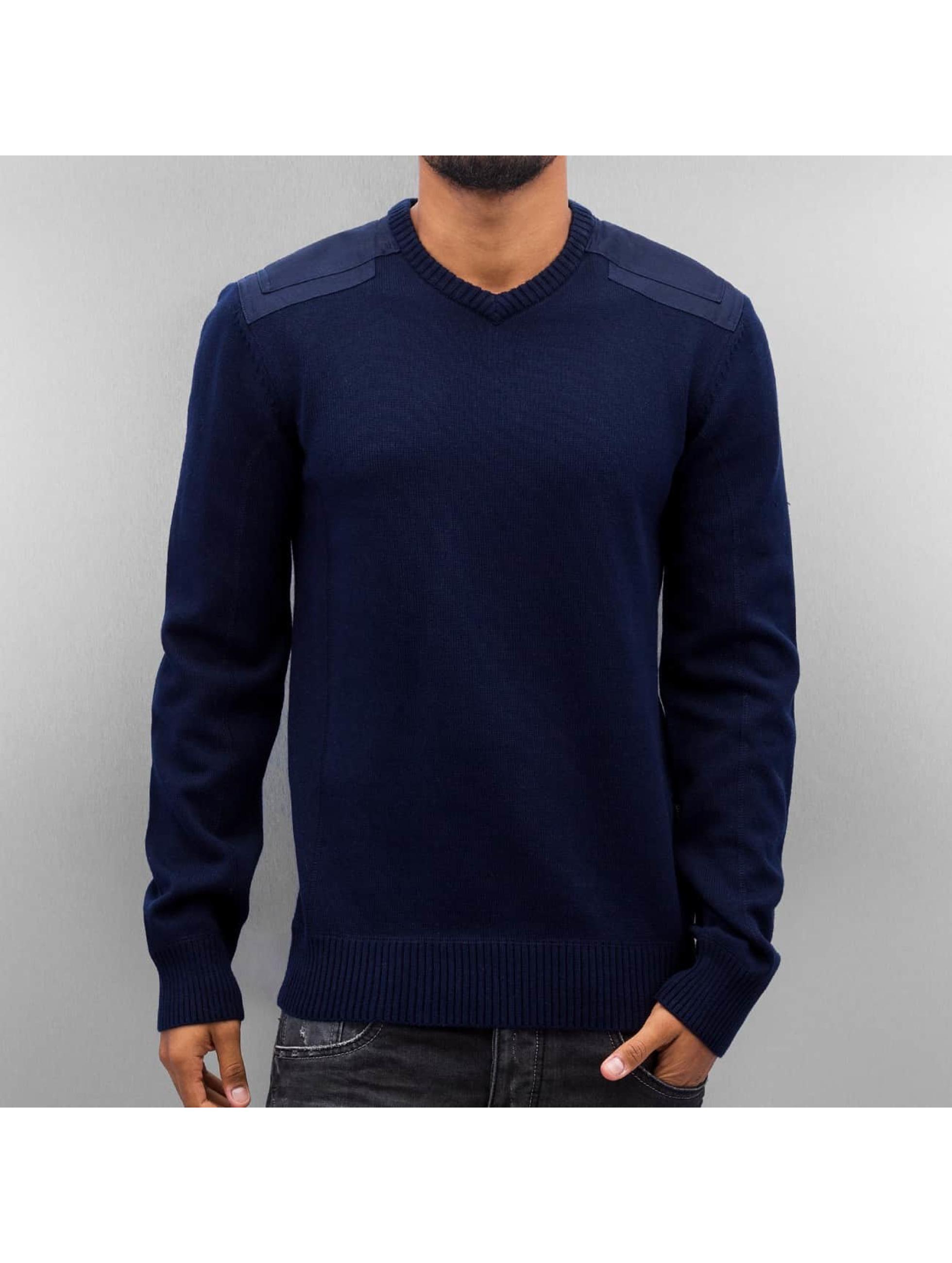 Cordon Пуловер Wayde синий