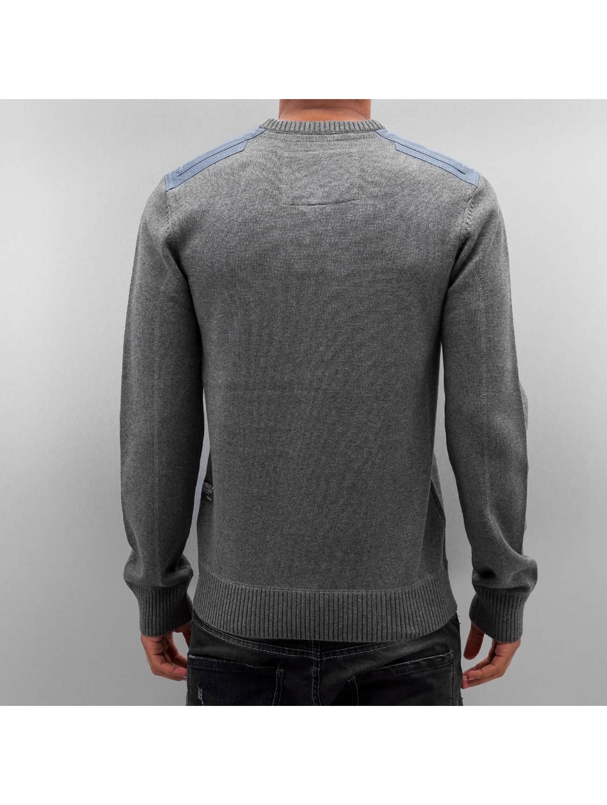 Cordon Jumper Wayde grey