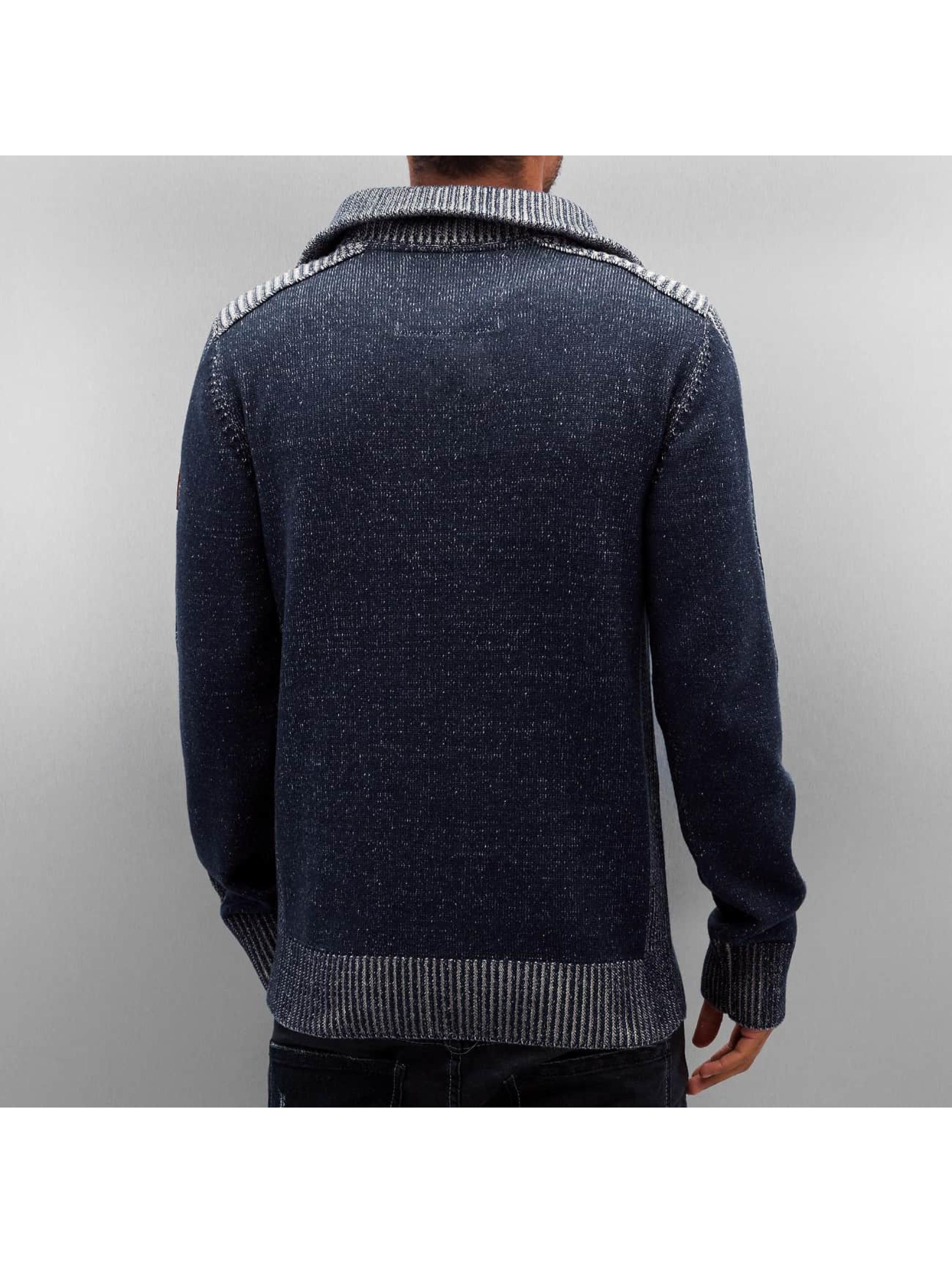 Cordon Pullover Norman blau