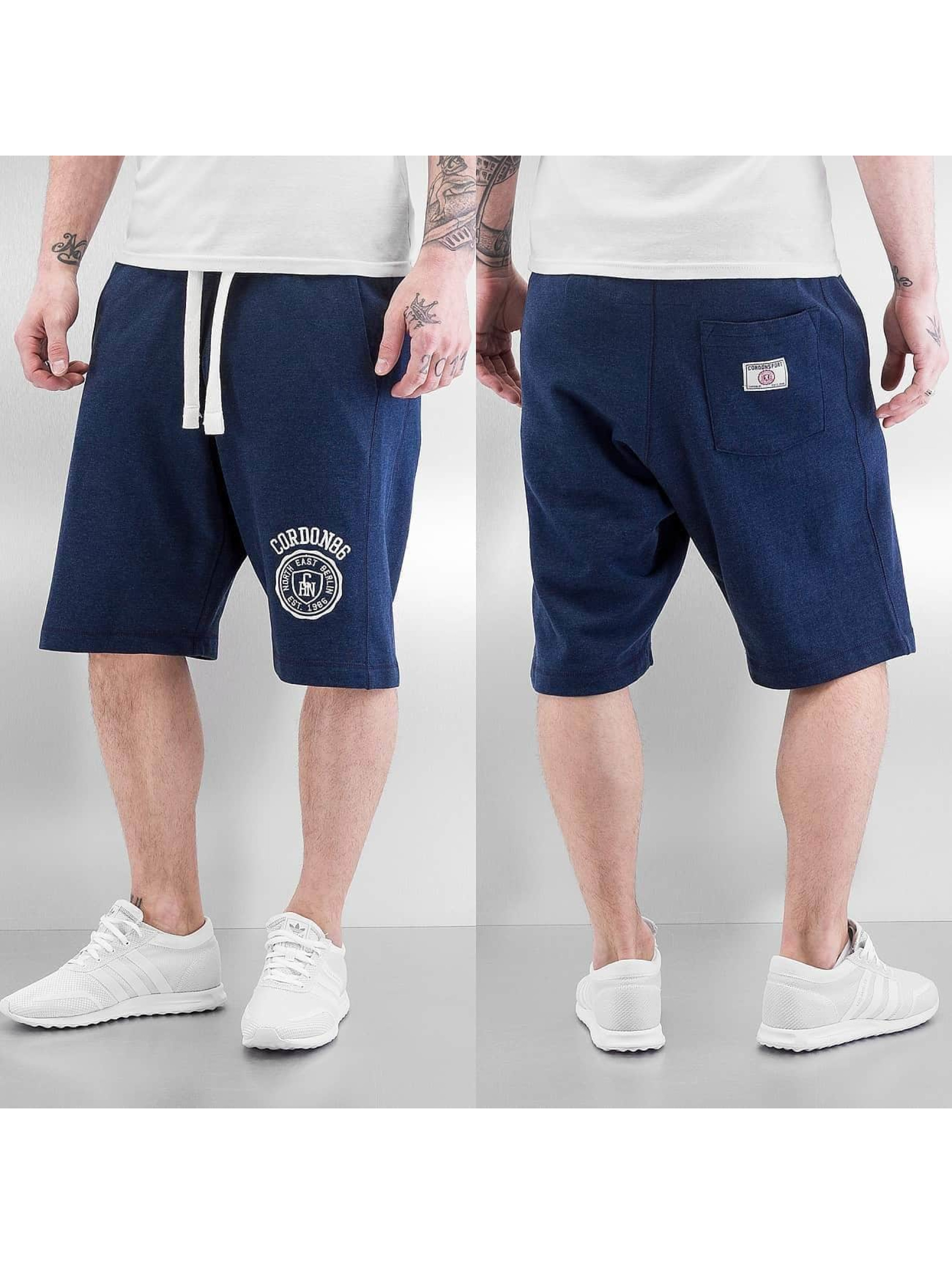 Cordon Shorts Tim blau