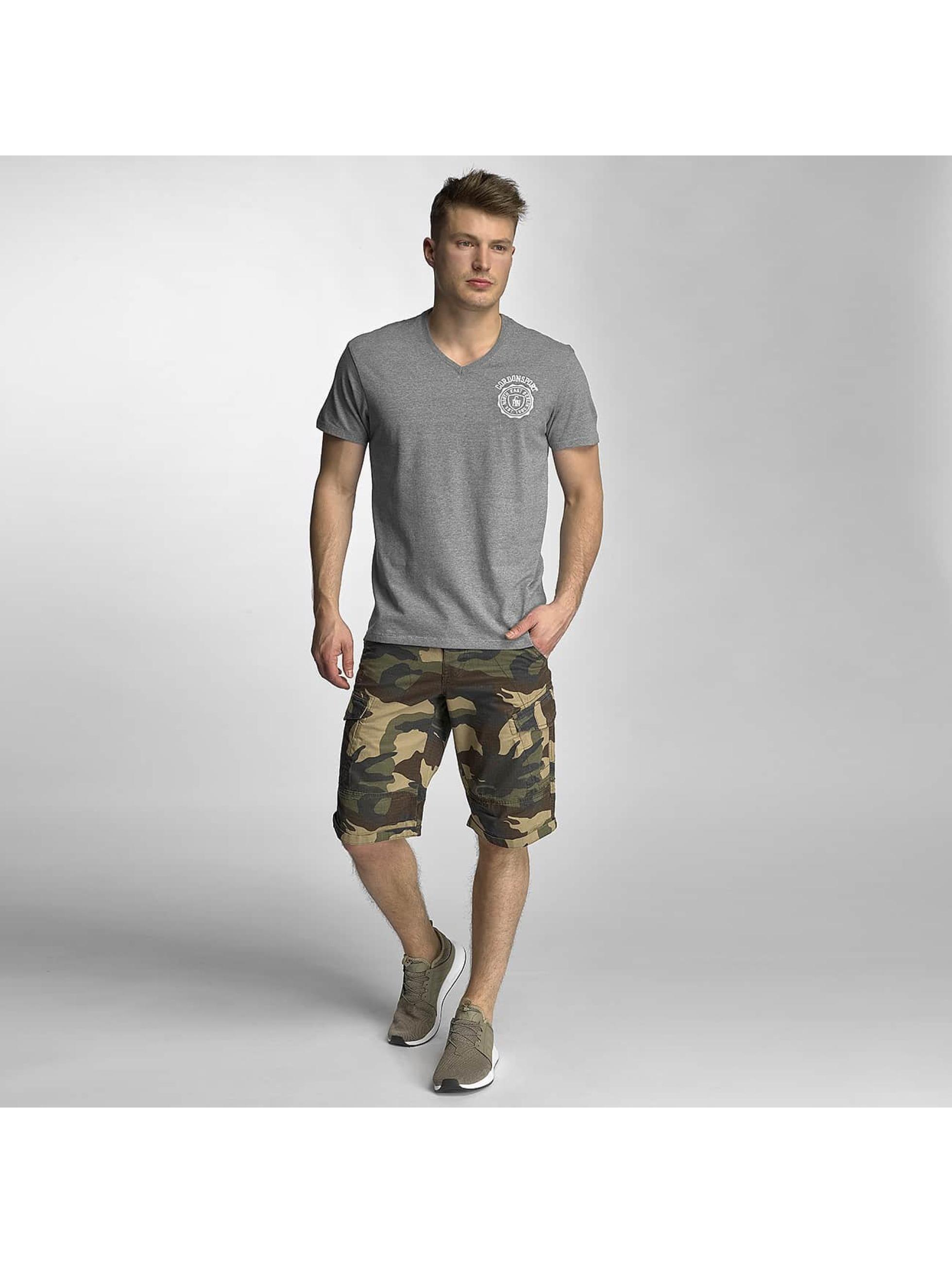 Cordon T-Shirt Jens gray