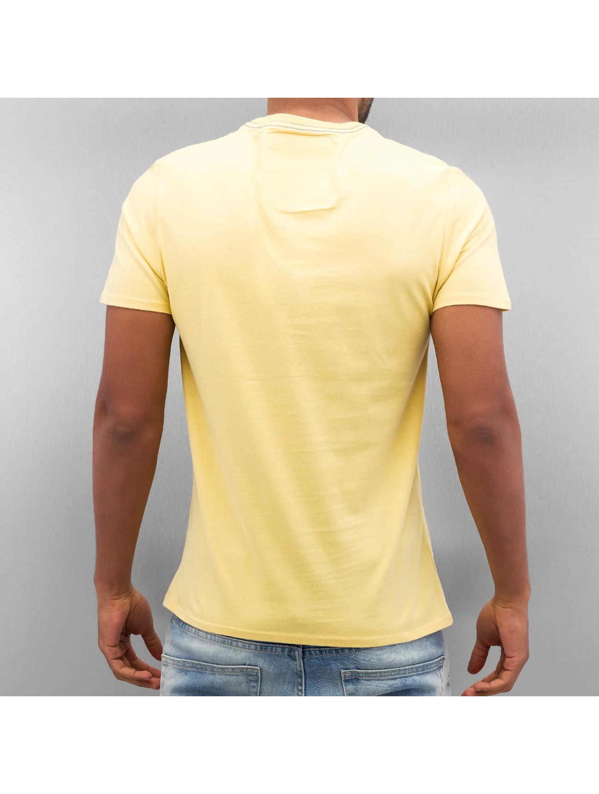 Cordon T-Shirt Ole jaune