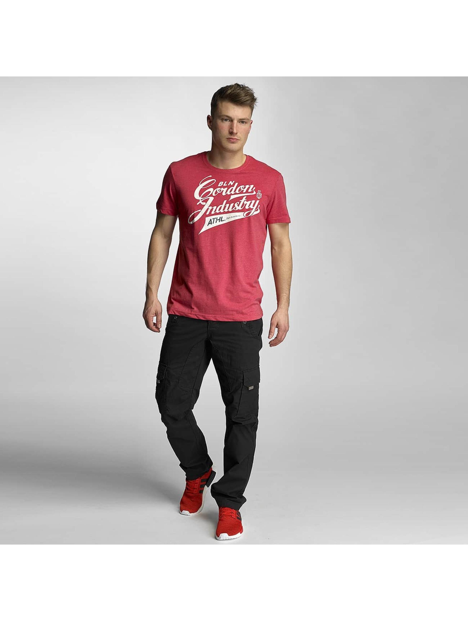 Cordon T-Shirt Sherman red