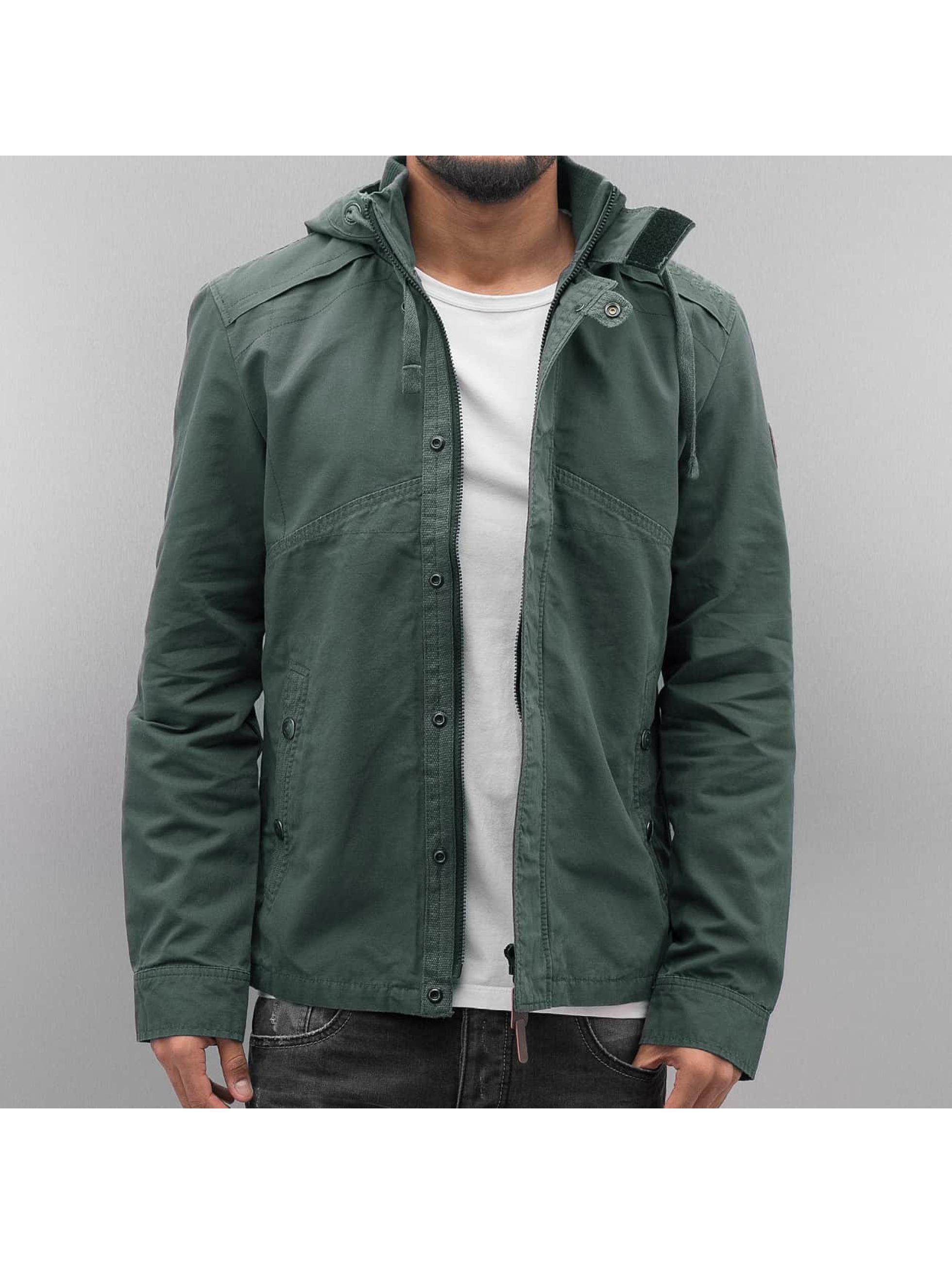 Cordon Übergangsjacke Jacket grün