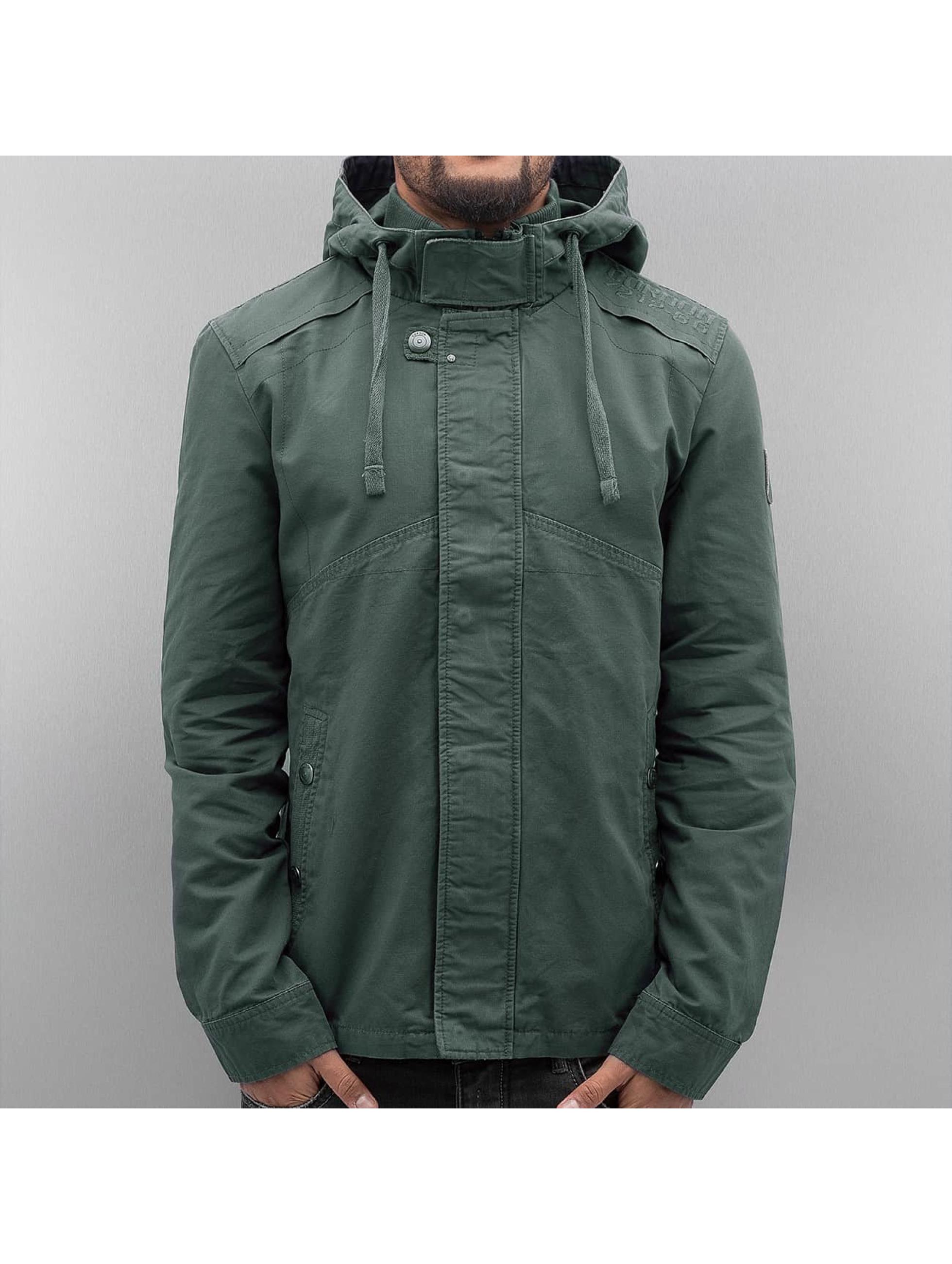 Cordon Veste mi-saison légère Jacket vert