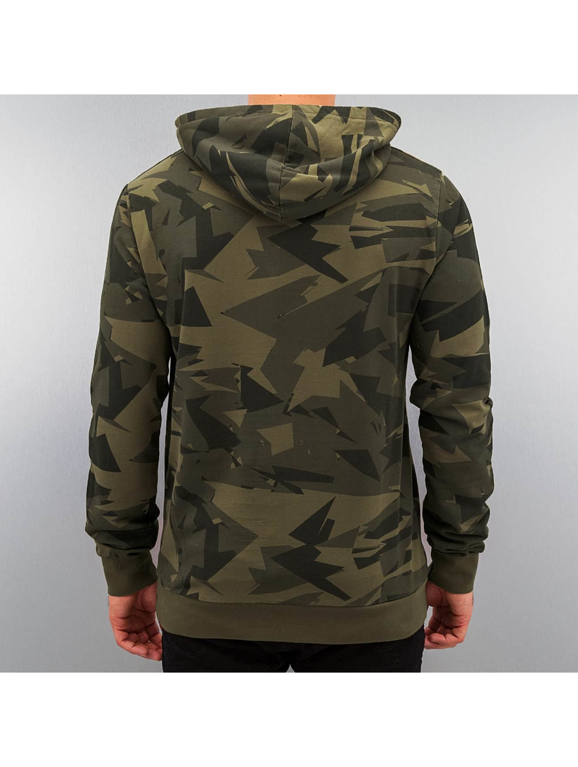 Criminal Damage Hoodie Army camouflage