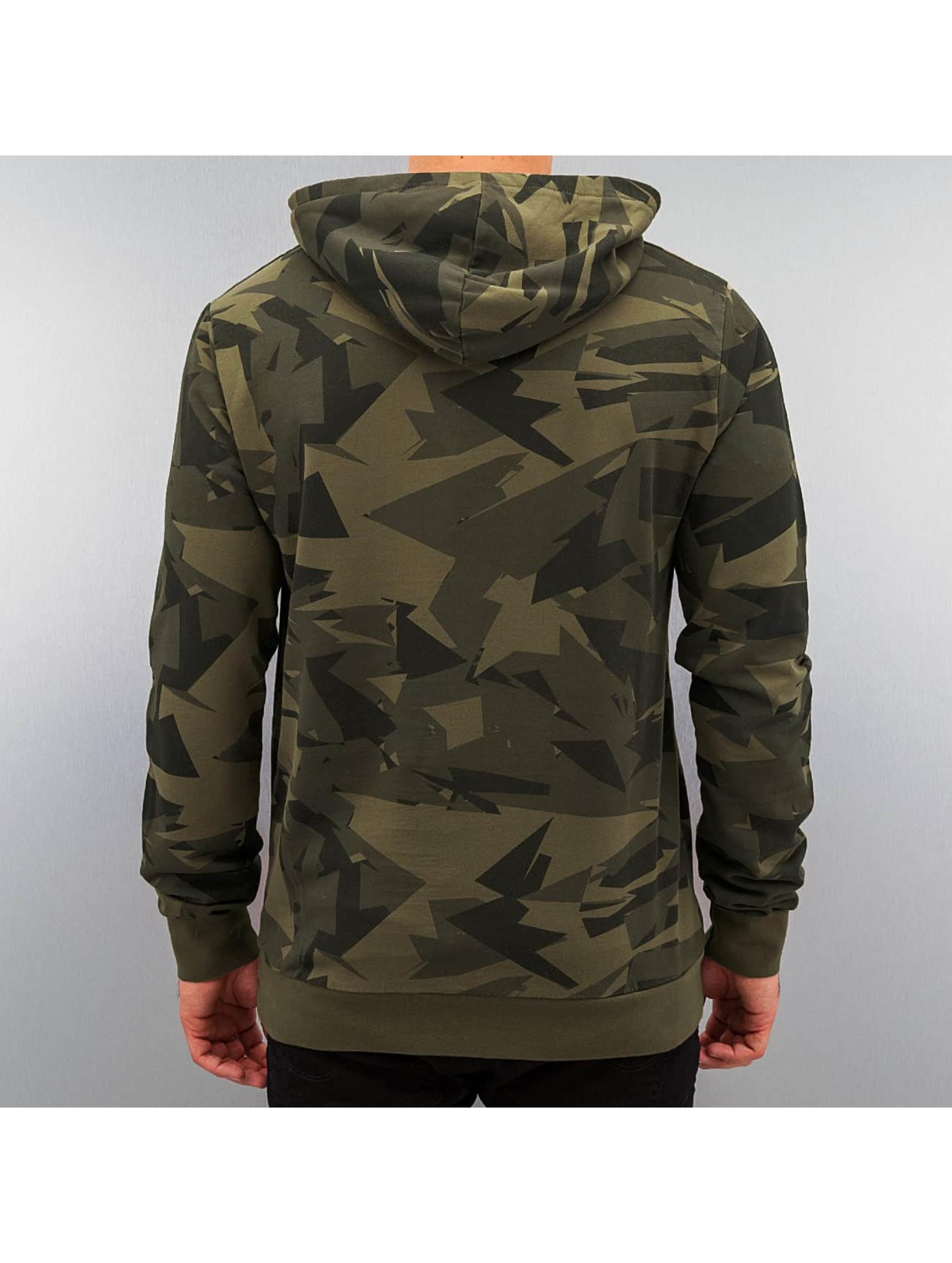Criminal Damage Hoodie Army kamouflage