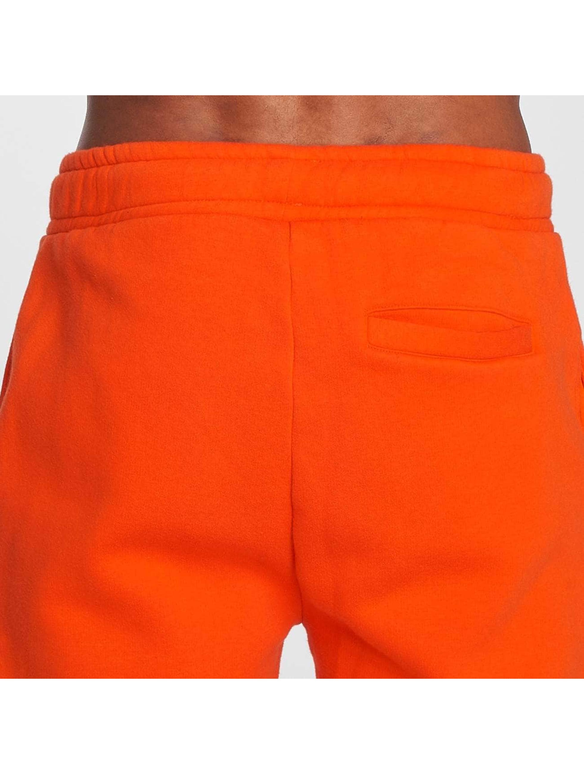Criminal Damage Jogginghose Hiber orange