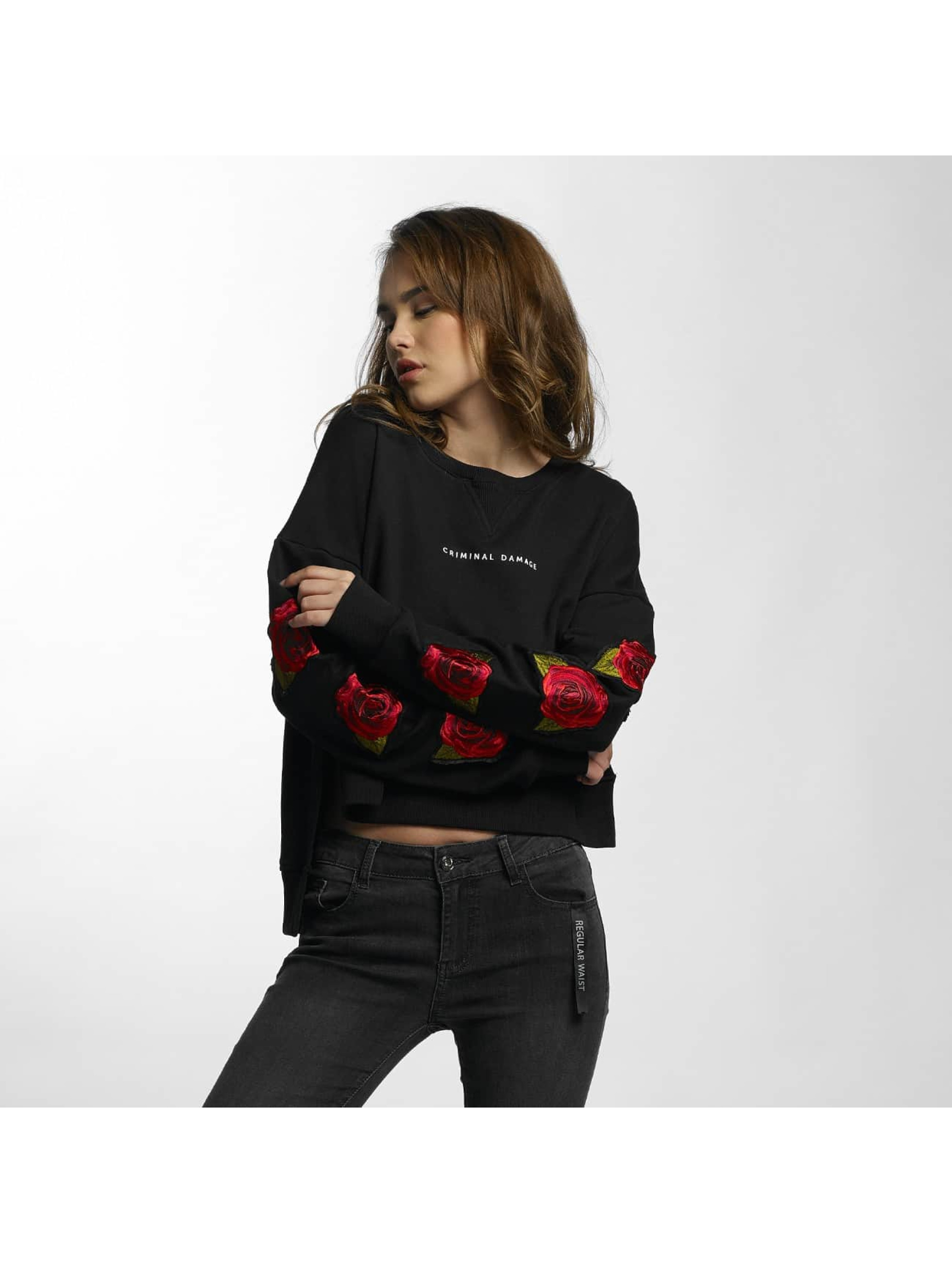 Pullover Eden Sweat in schwarz