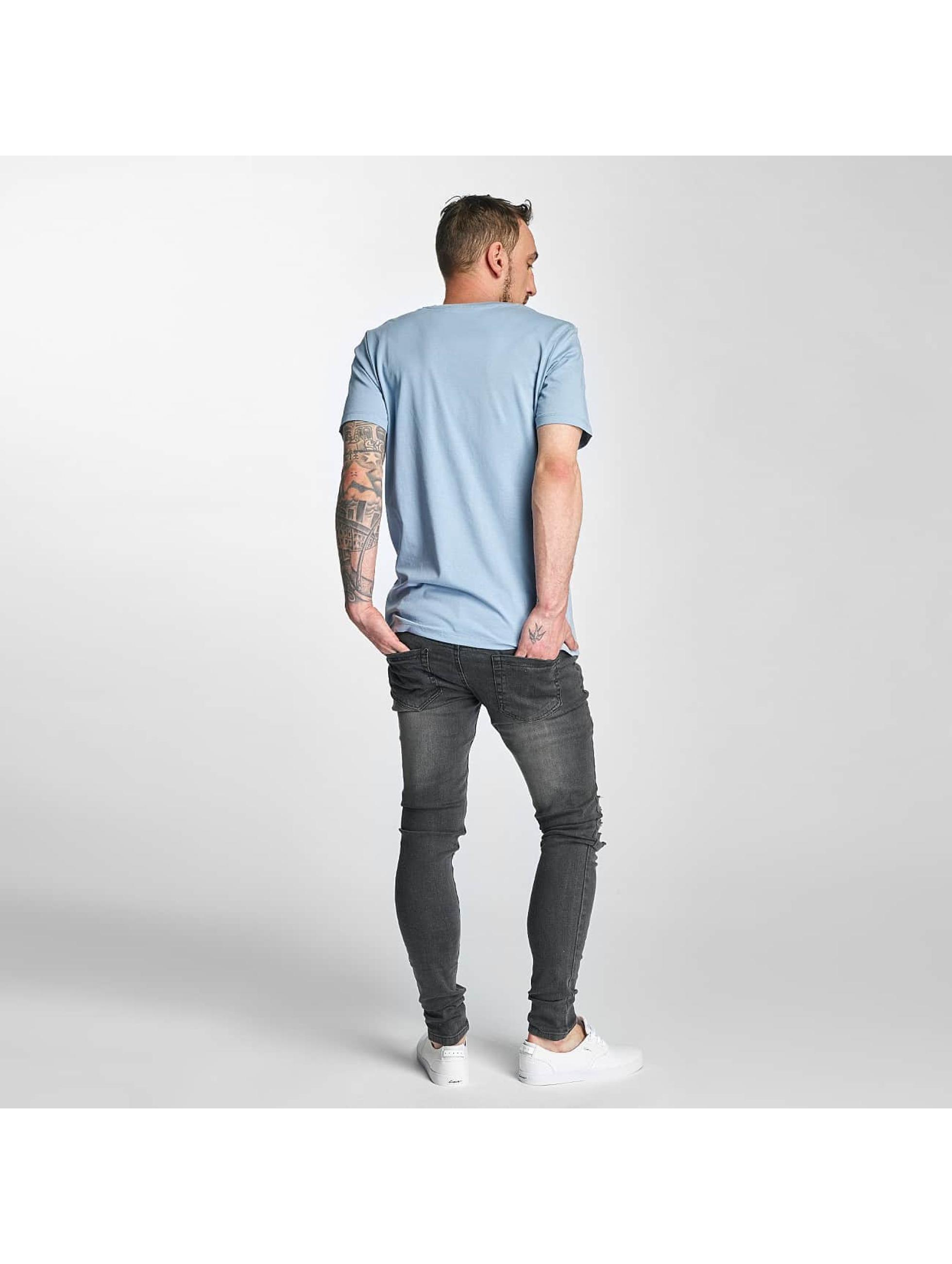Criminal Damage Skinny Jeans Koko grå