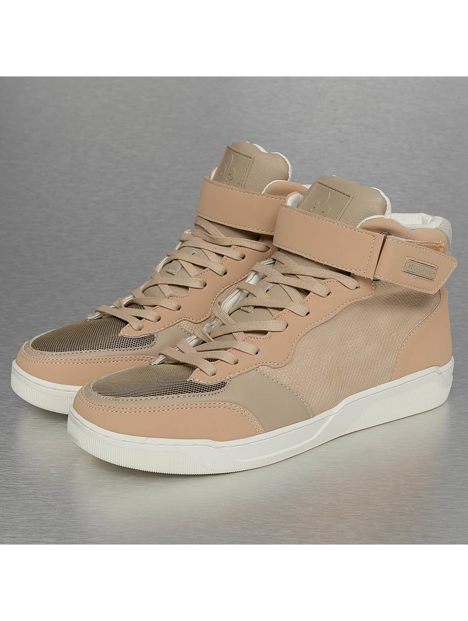 Criminal Damage Sneaker Courtside beige