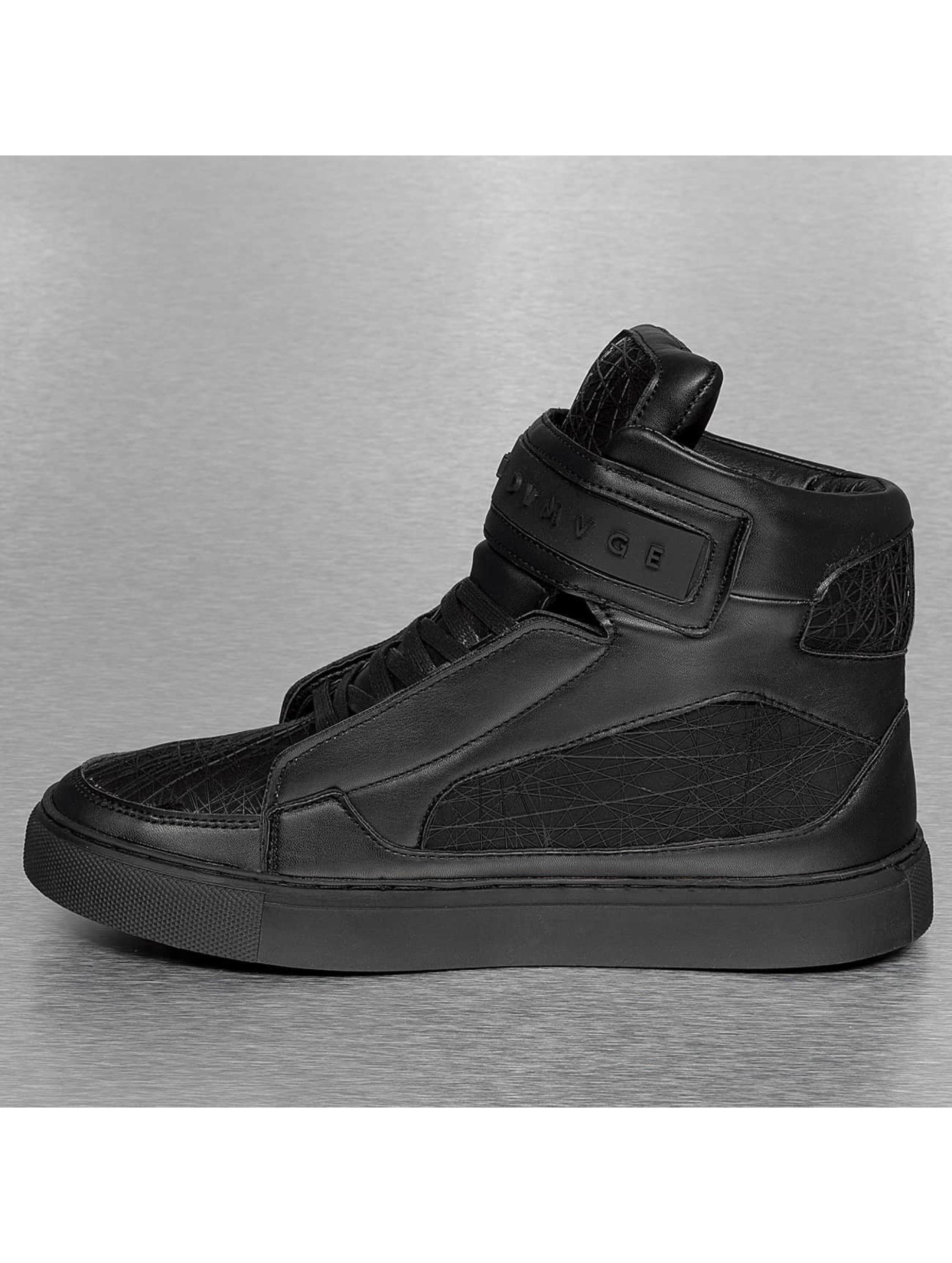 Criminal Damage sneaker Atlantis zwart